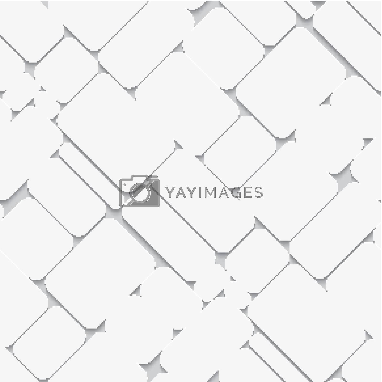 White brick seamless by Zebra-Finch