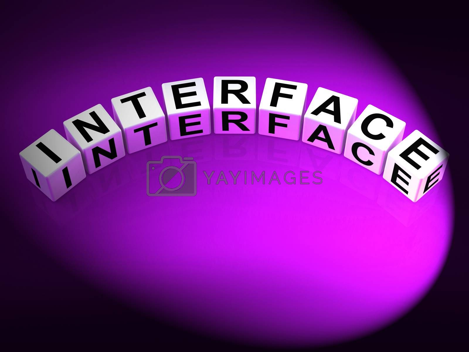 Interface Dice Represent Integrating Networking and Interfacing by stuartmiles