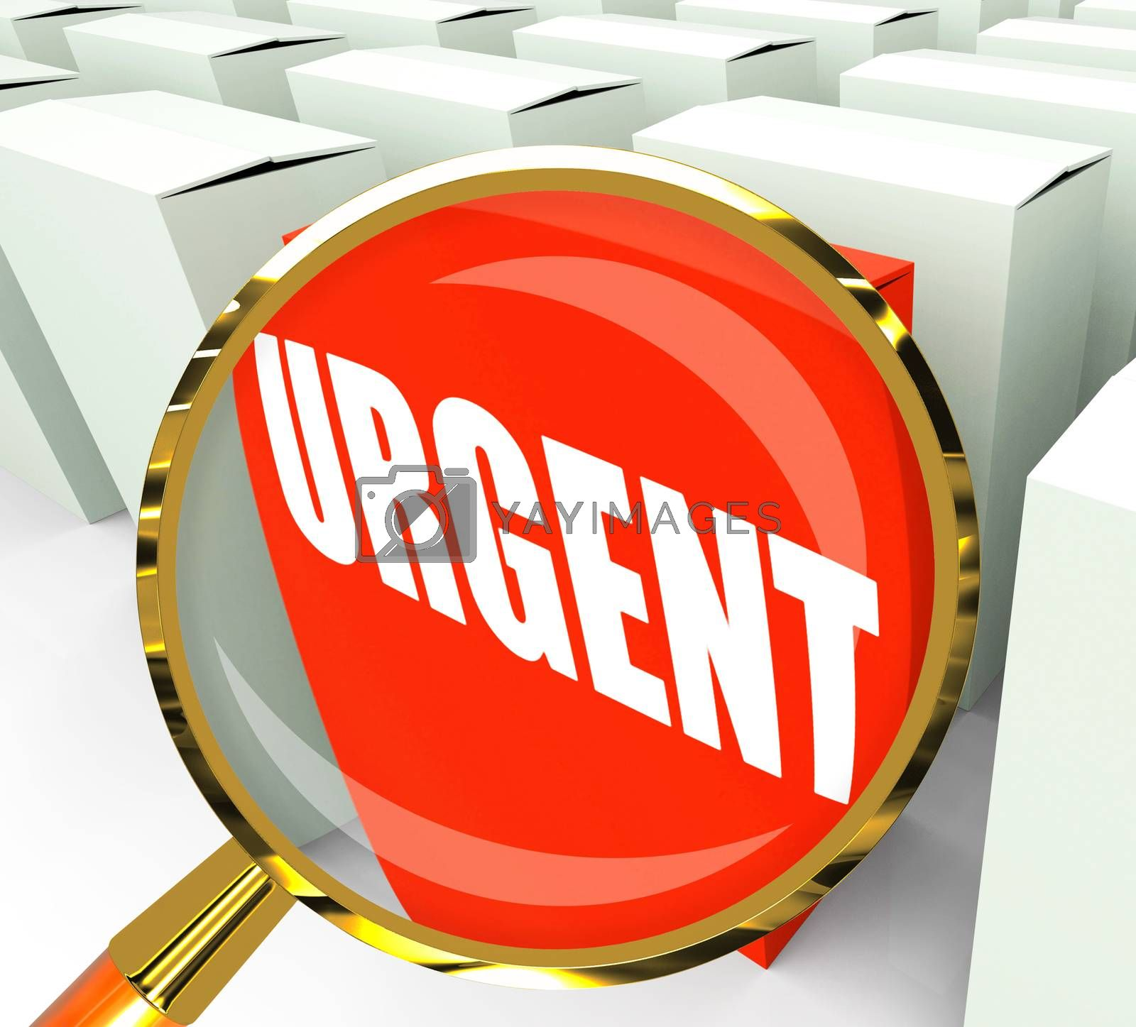 Urgent Packet Refers to Urgency Priority and Critical by stuartmiles