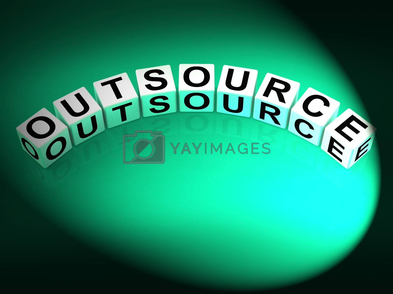 Outsource Dice Show Outsourcing and Contracting Employment by stuartmiles
