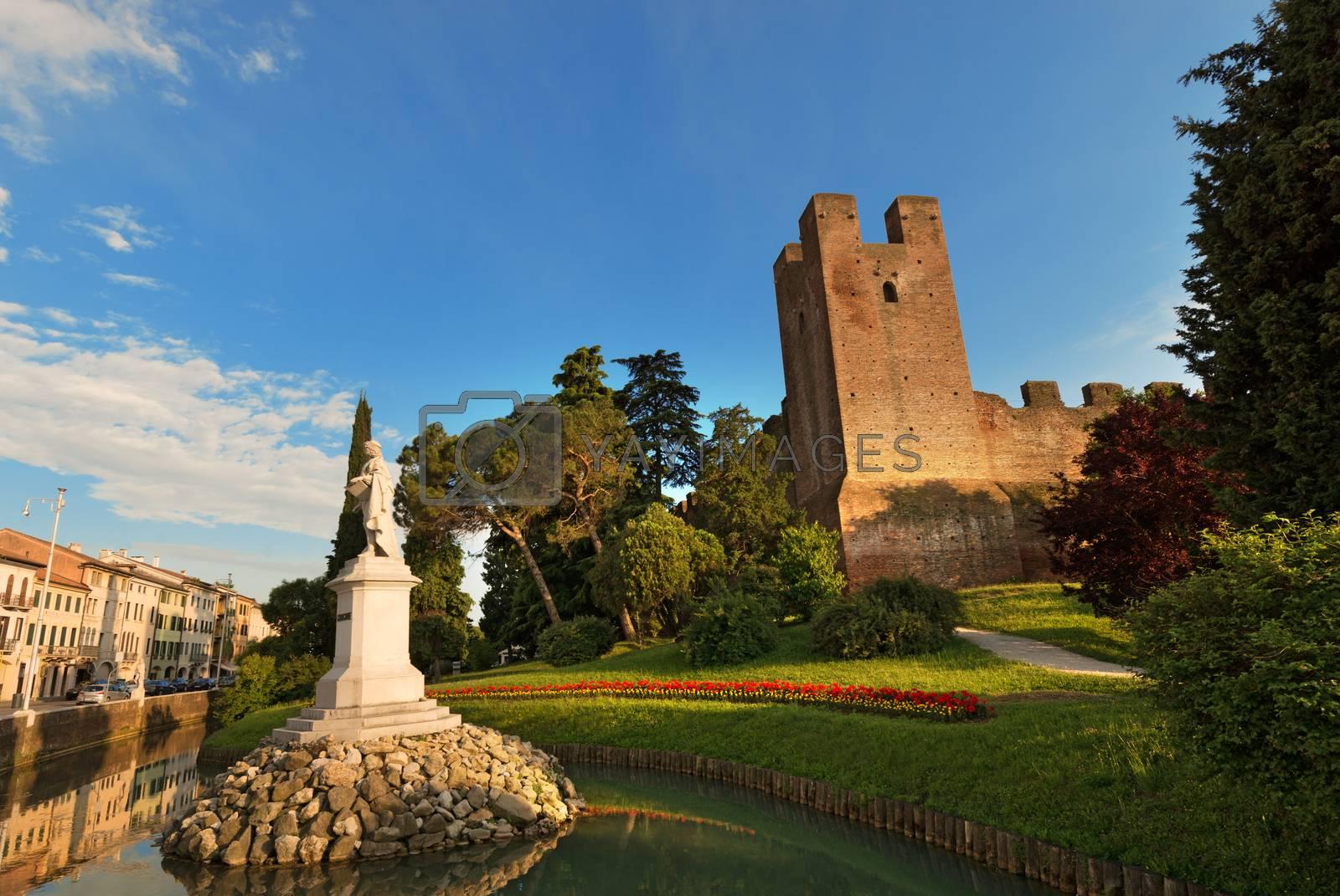 Castelfranco Veneto - Treviso Italy by catalby
