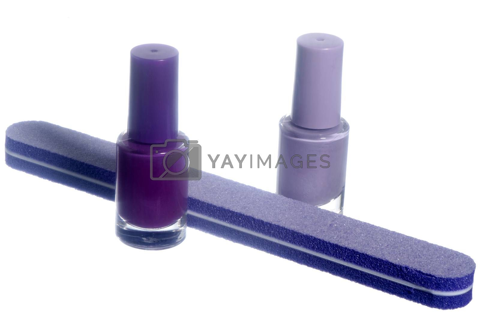 nail polish and tools  for manicure  by carla720