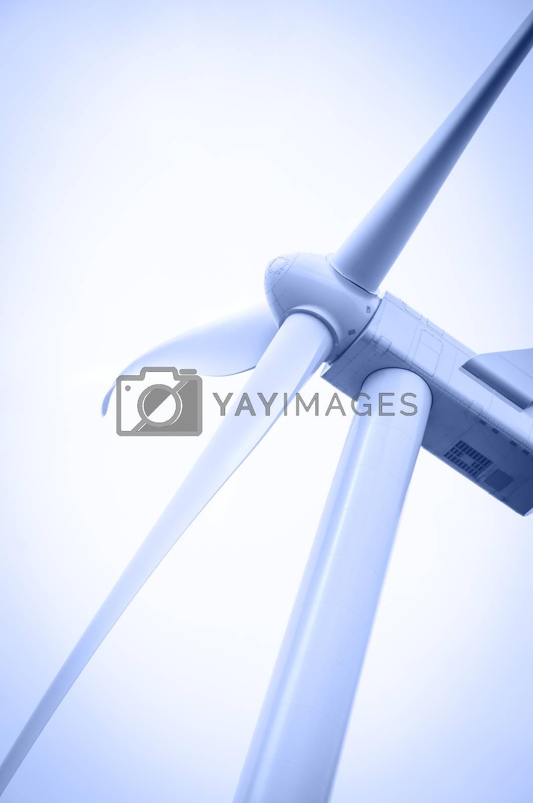 Electricity generating windmill. by bashta