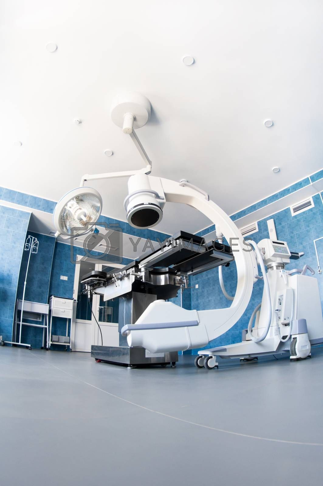 operating room by bashta