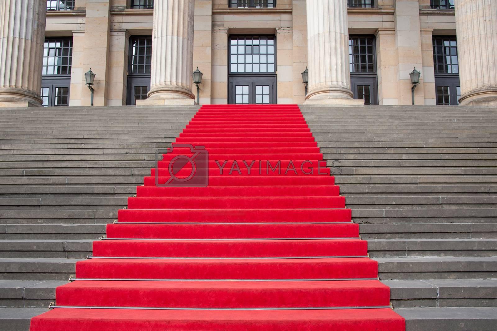Red carpet. by bashta