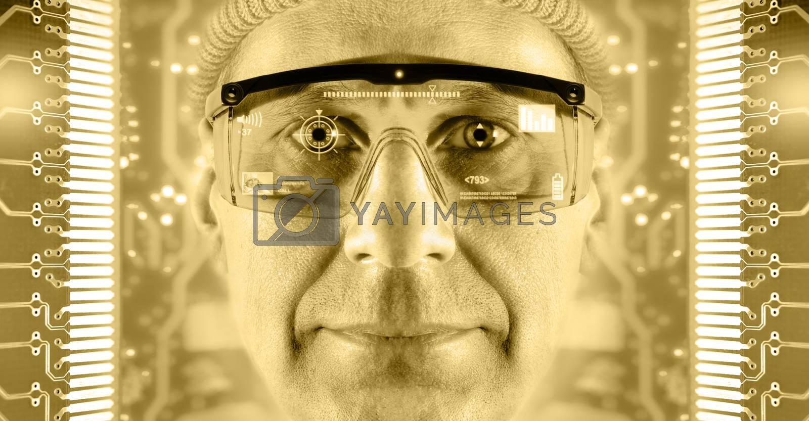 Smart glasses. by bashta