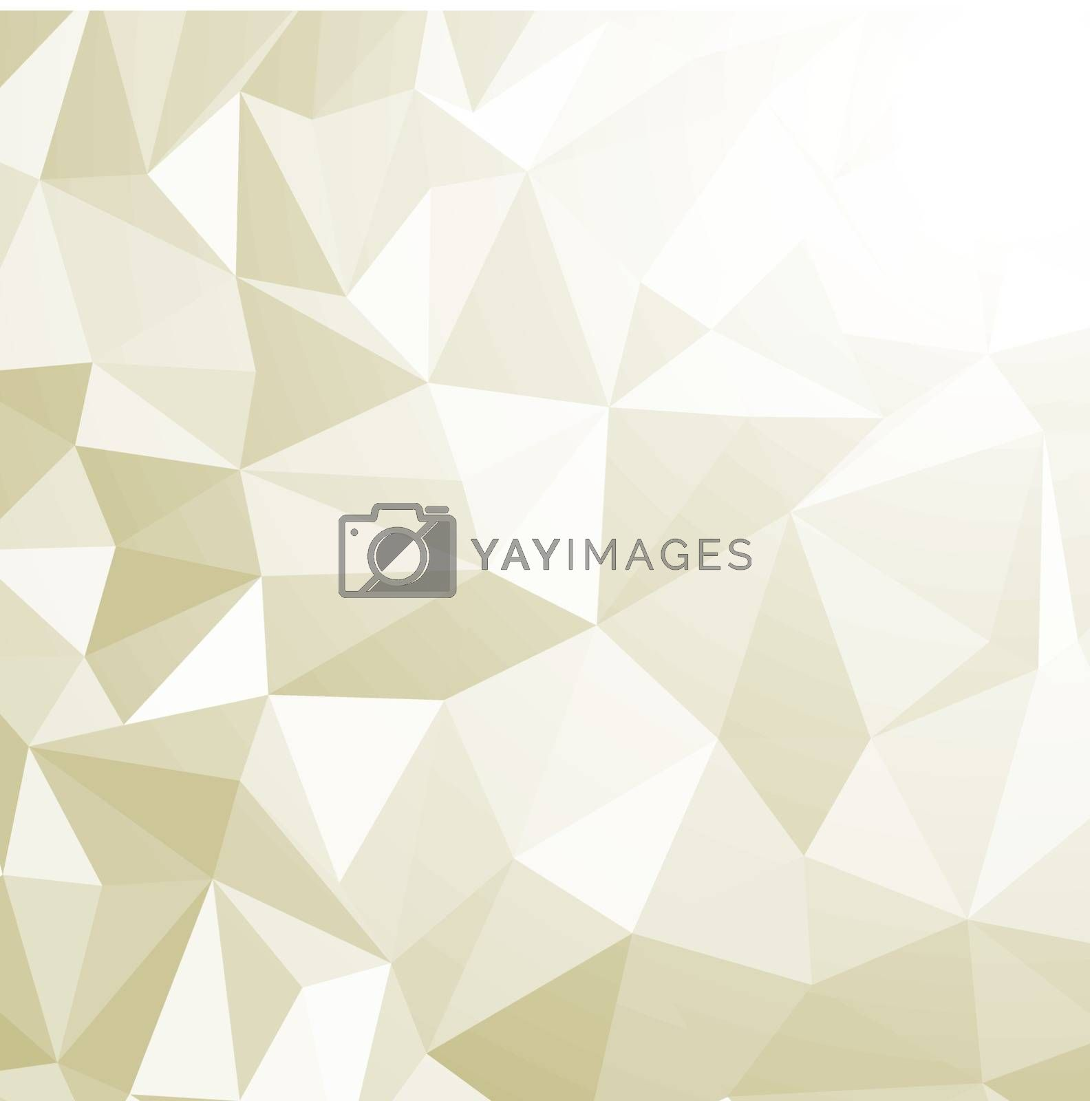 Royalty free image of Old crushed elegant color paper background. EPS 8 by Petrov_Vladimir