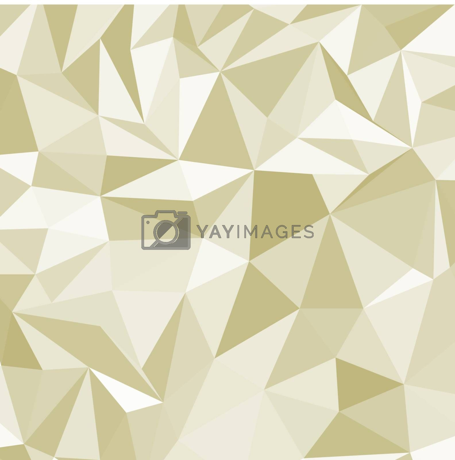 Royalty free image of Abstract 3d wire vector background. EPS 8 by Petrov_Vladimir