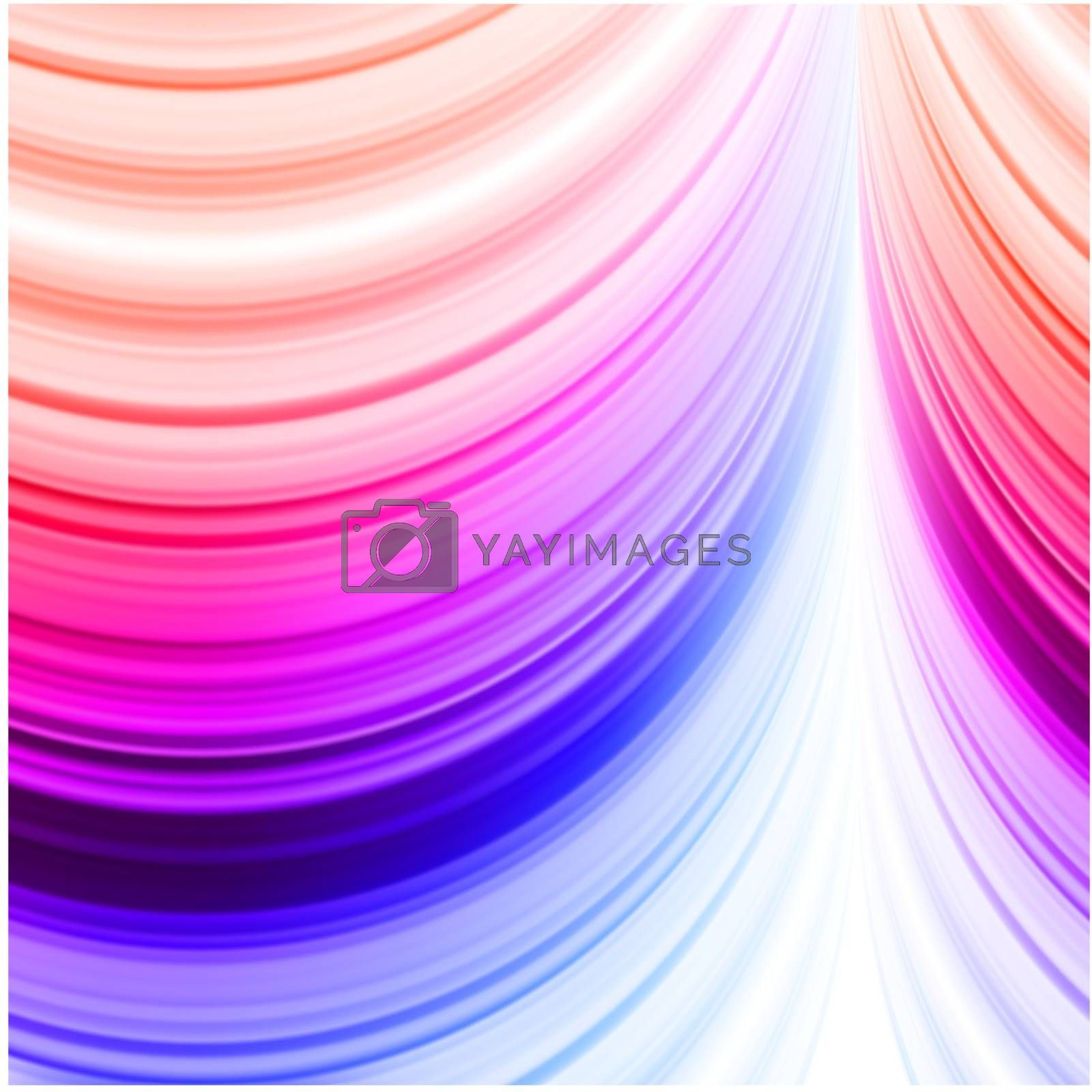 Royalty free image of Fully editable colorful abstract background. EPS 8 by Petrov_Vladimir
