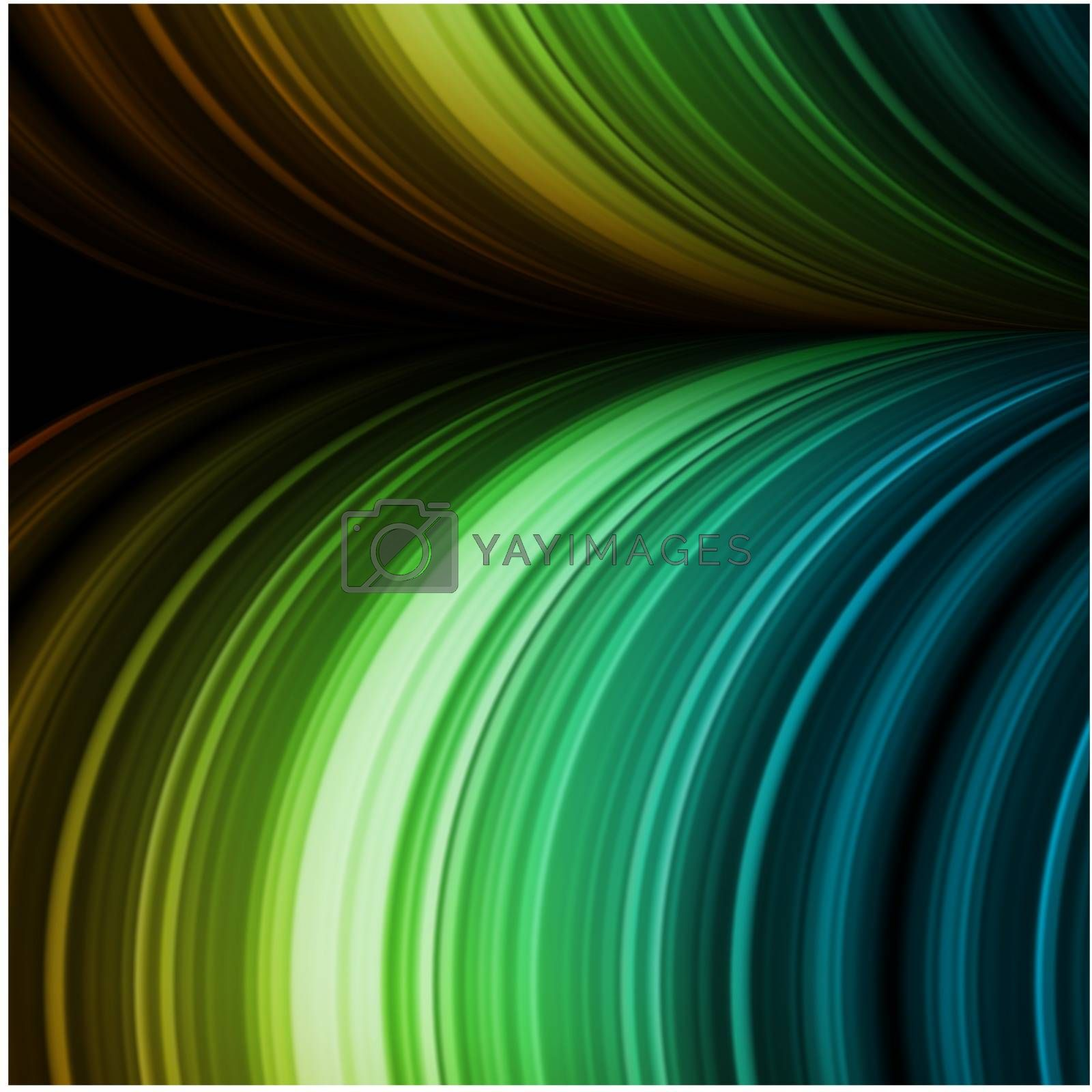 Royalty free image of Fully editable colorful abstract background, EPS 8 by Petrov_Vladimir