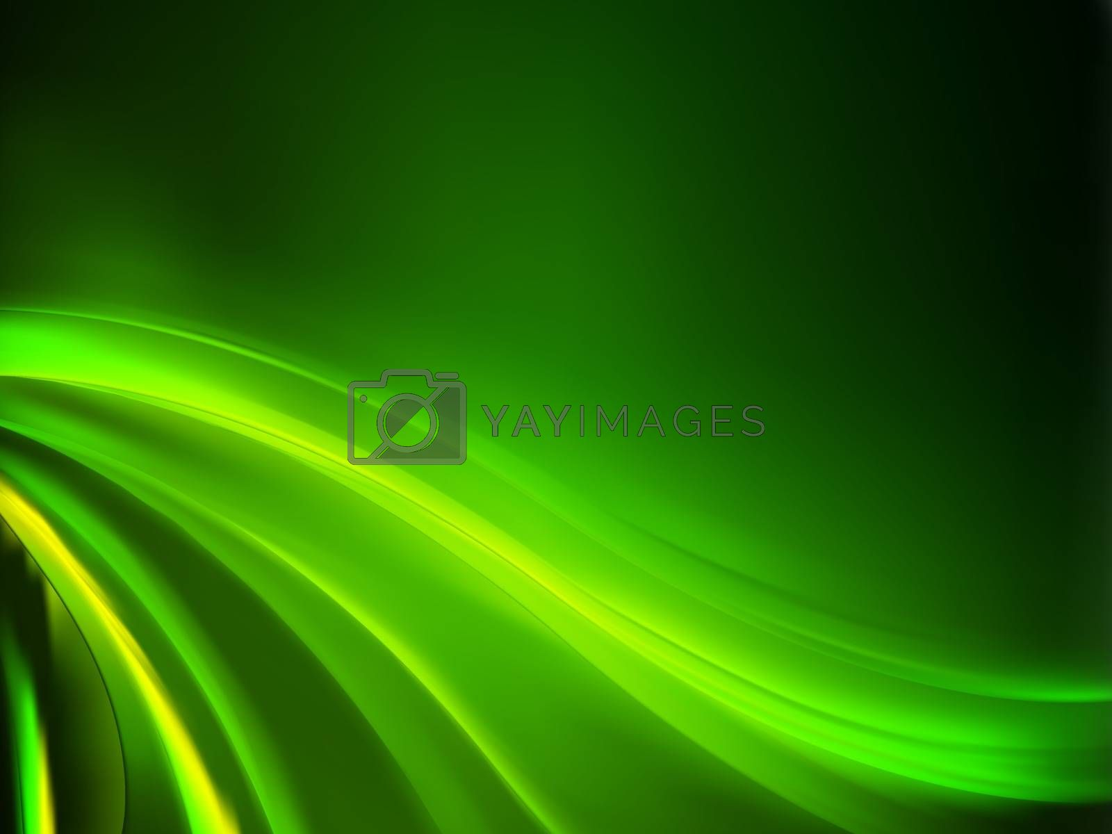 Abstract green background. EPS 8 by Petrov_Vladimir