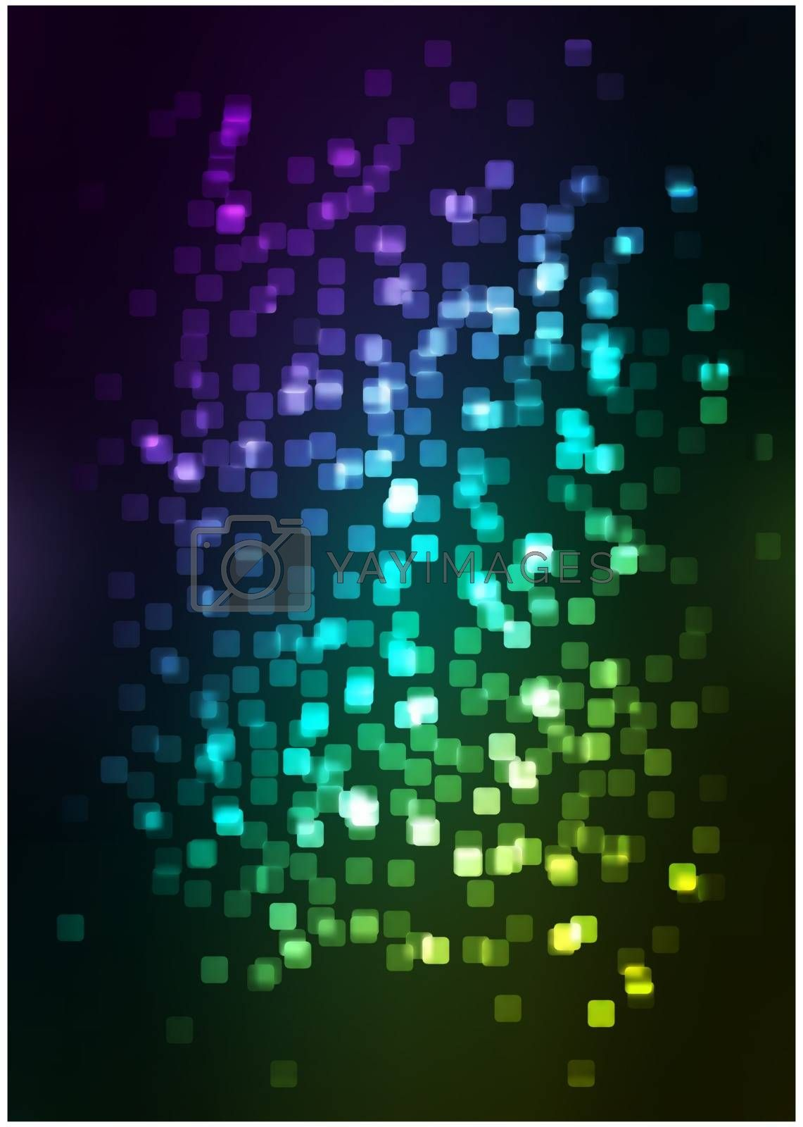 Royalty free image of Abstract colorful background. EPS 8 by Petrov_Vladimir