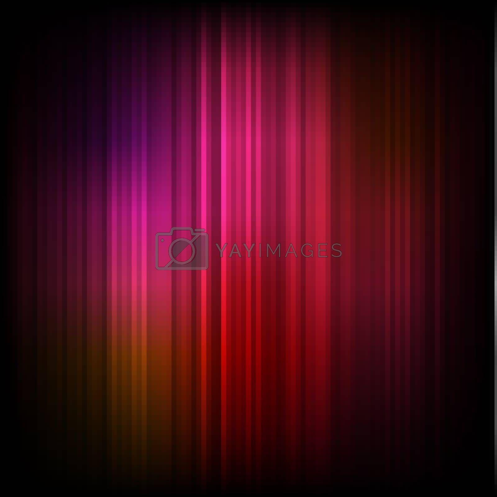 Smooth colorful abstract. EPS 8 vector file included