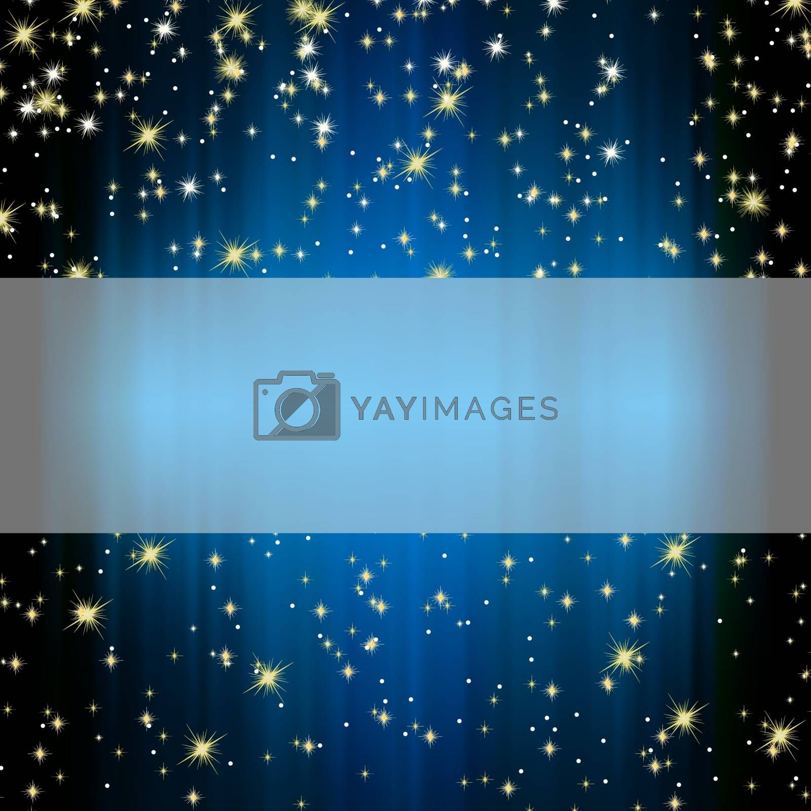Royalty free image of Christmas decoration background. EPS 8 by Petrov_Vladimir