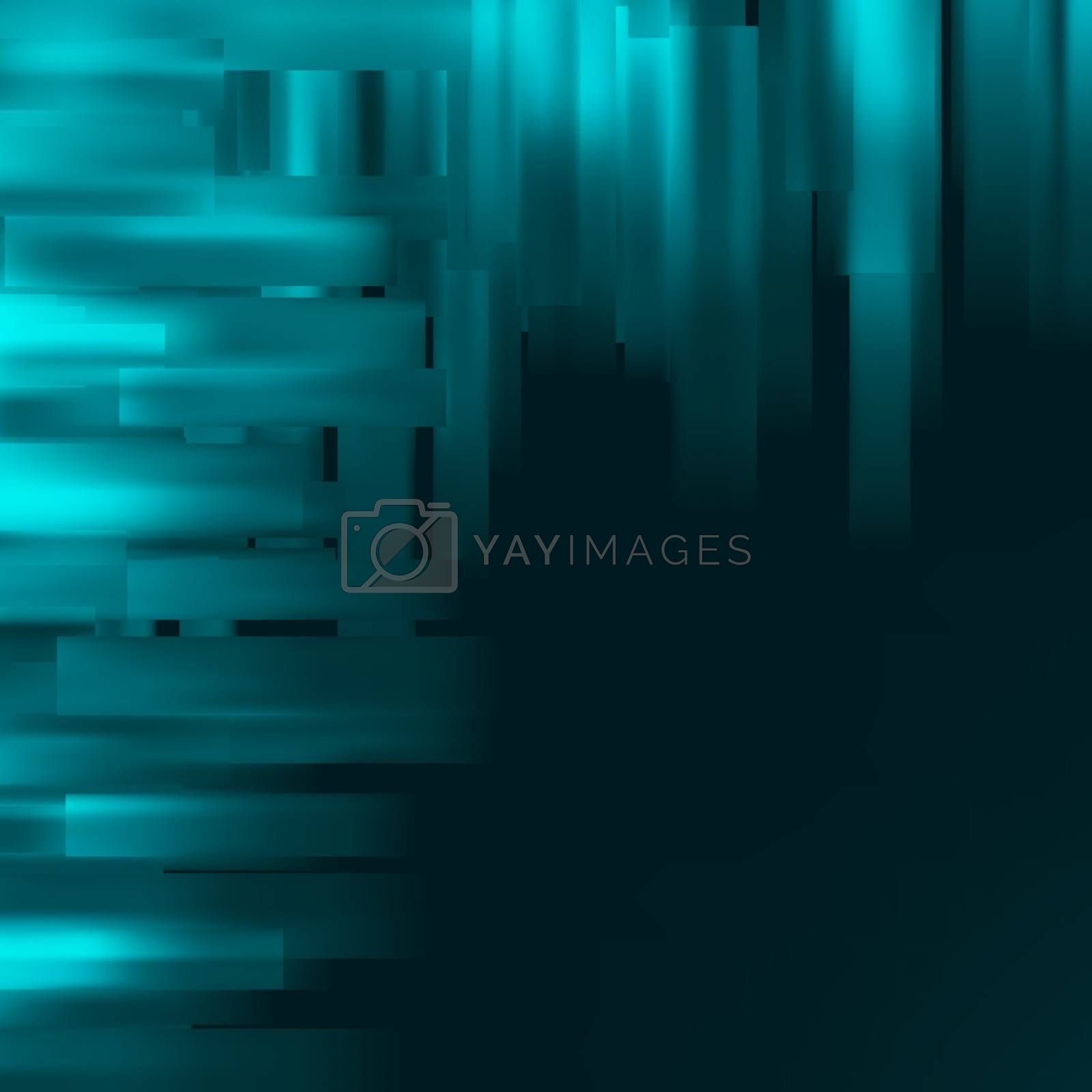 Abstract blue background. EPS 8 vector file included