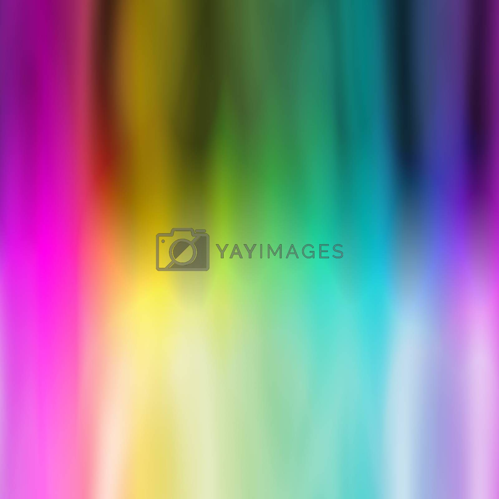 Rainbow abstract background in a variety of vivid colors.