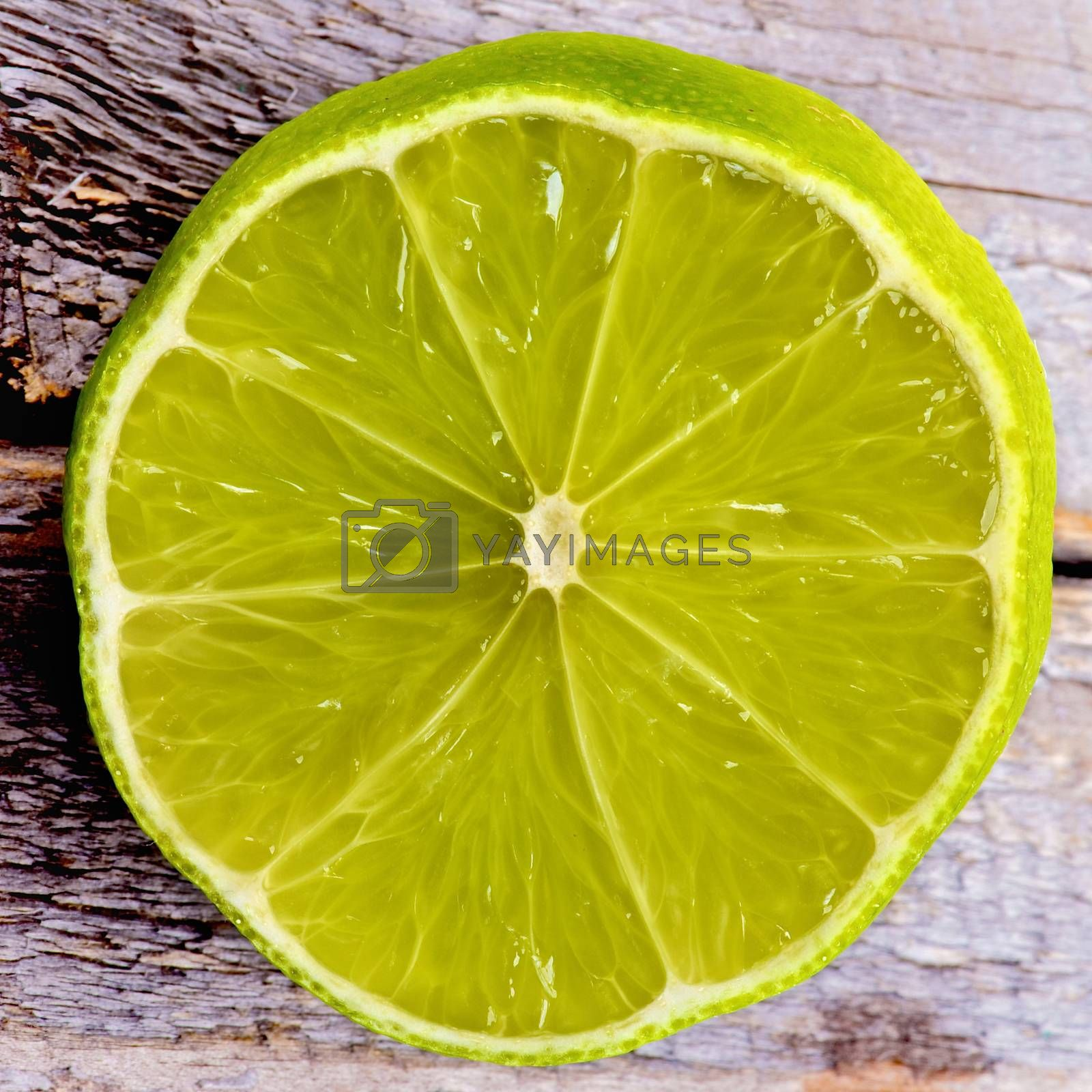 Royalty free image of Lime by zhekos