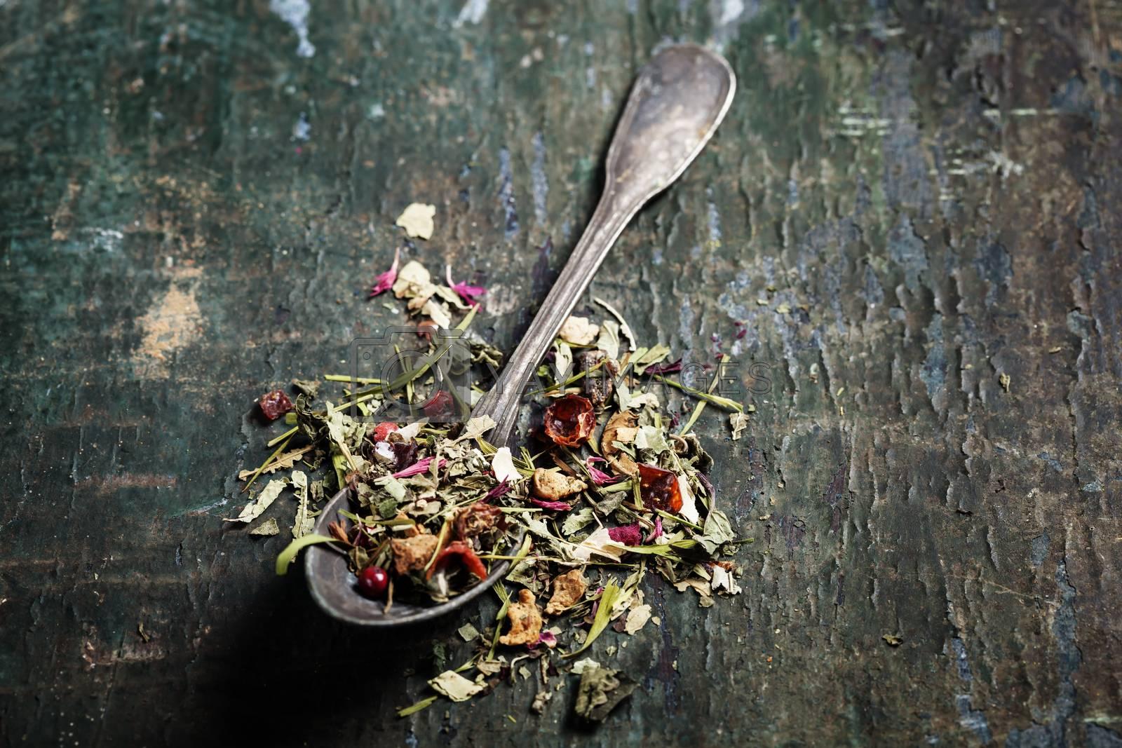 Herbal tea by klenova