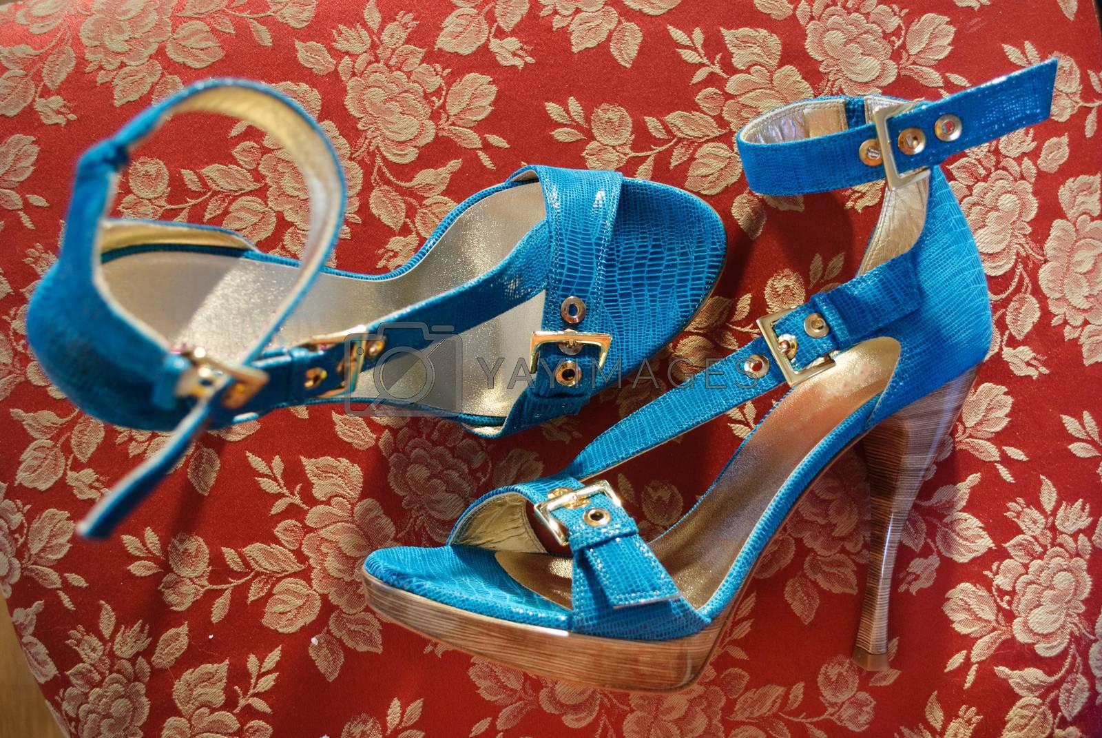 high heels by sarkao