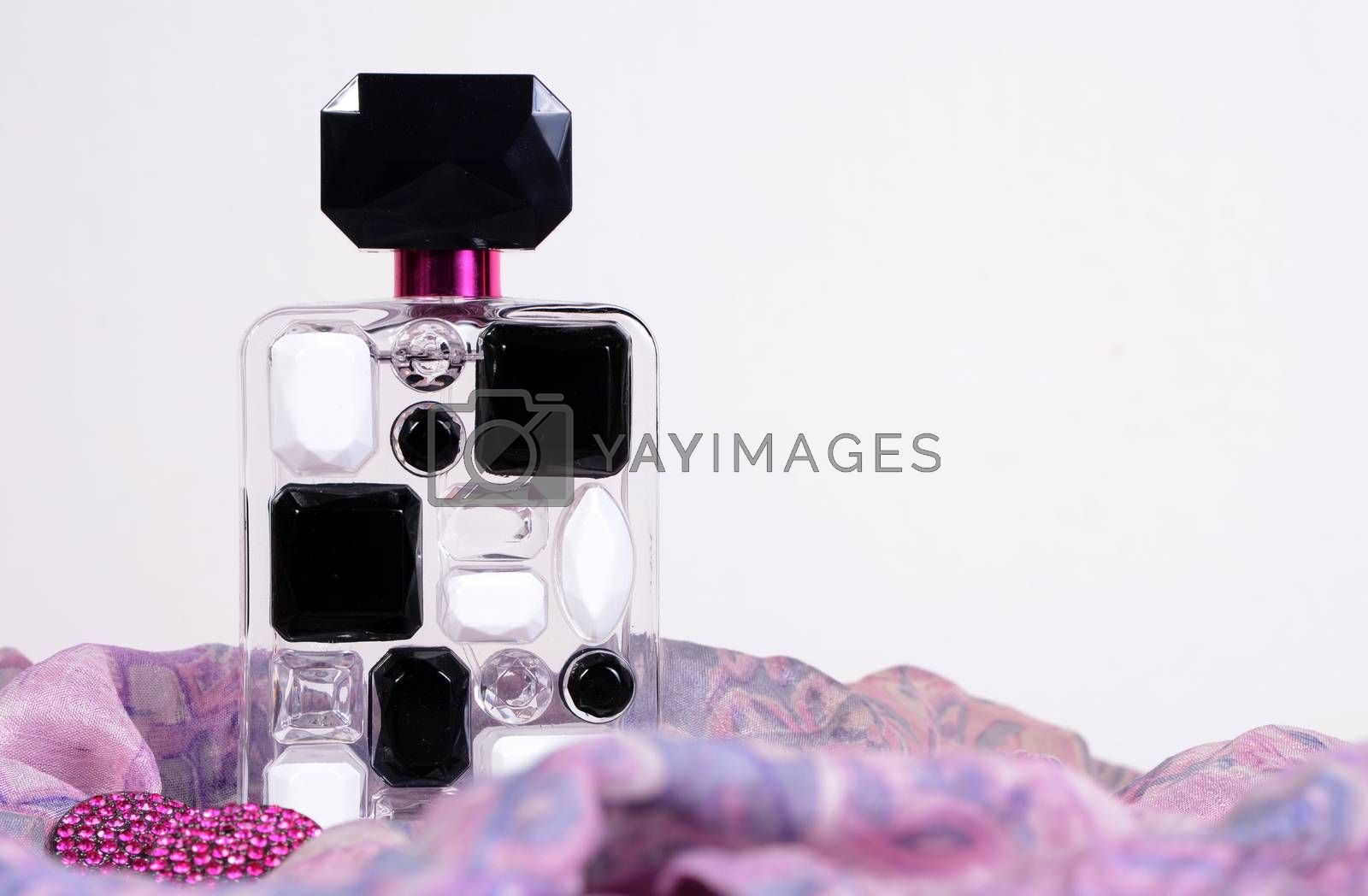 perfume bottle by sarkao