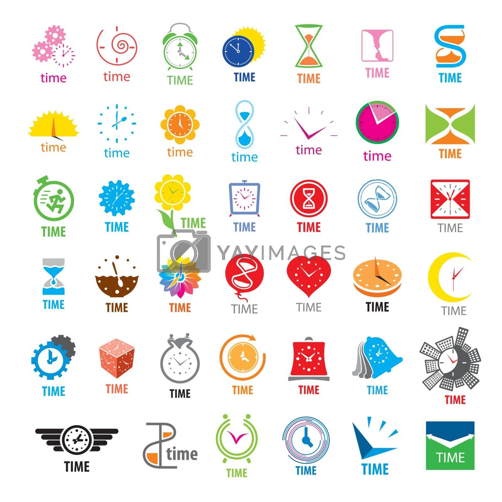 biggest collection of vector logos time