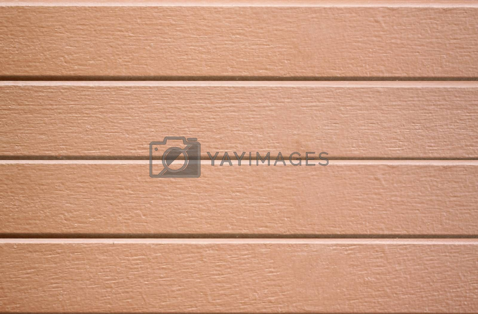 Royalty free image of Textured of brown wood wall. by meepoohyaphoto