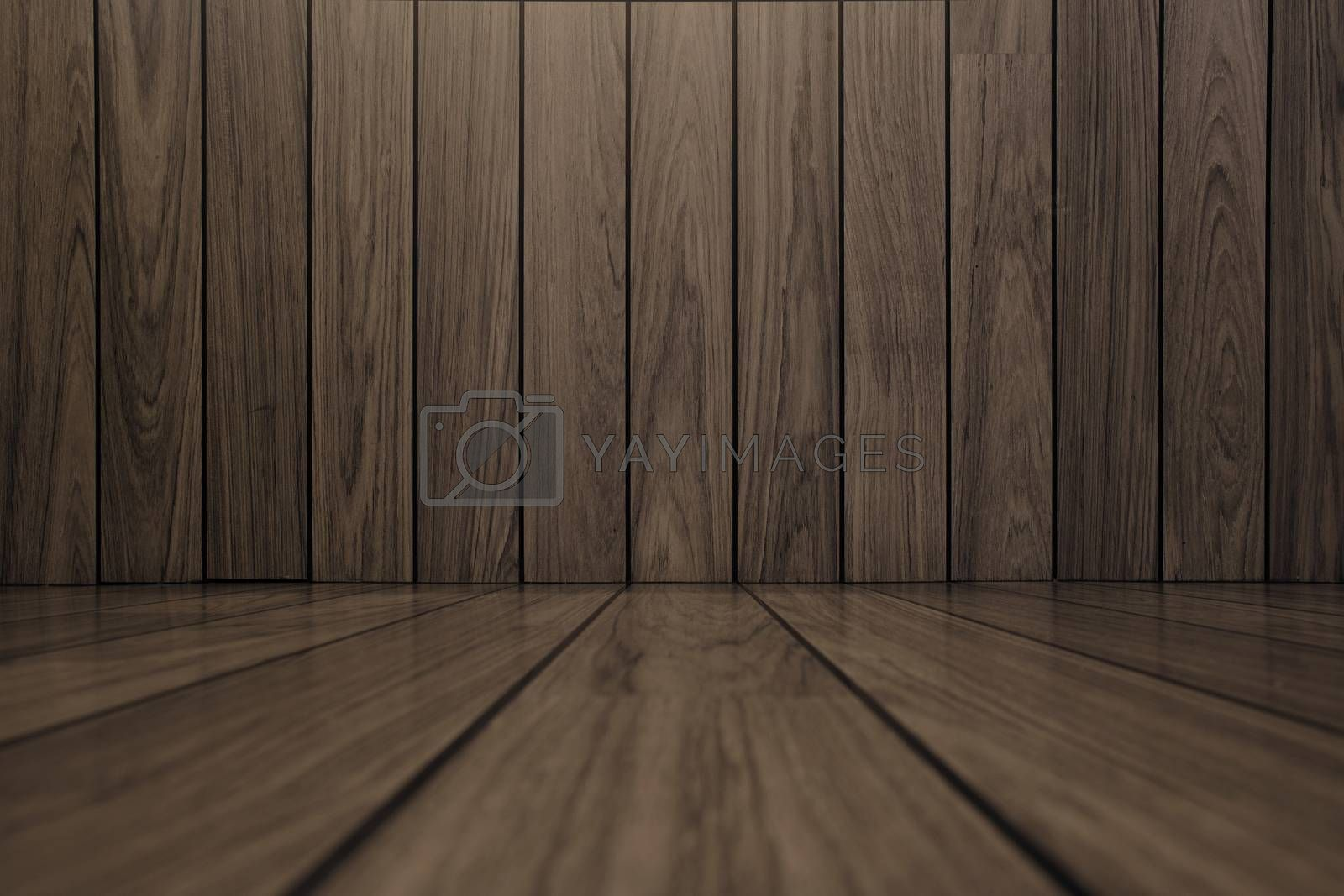 wall and floor siding wood background
