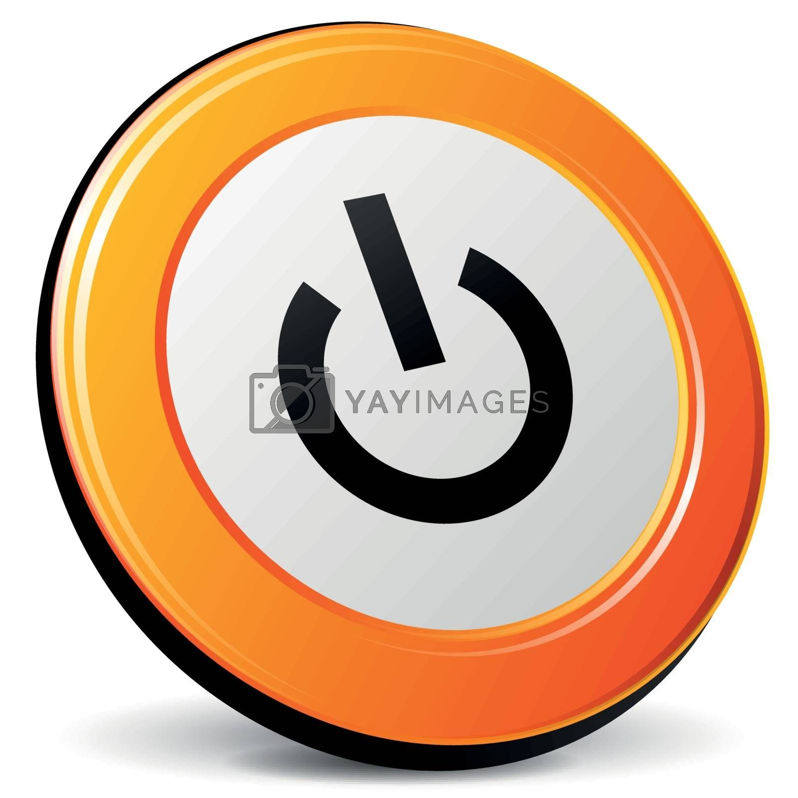 Royalty free image of Vector start icon by nickylarson974