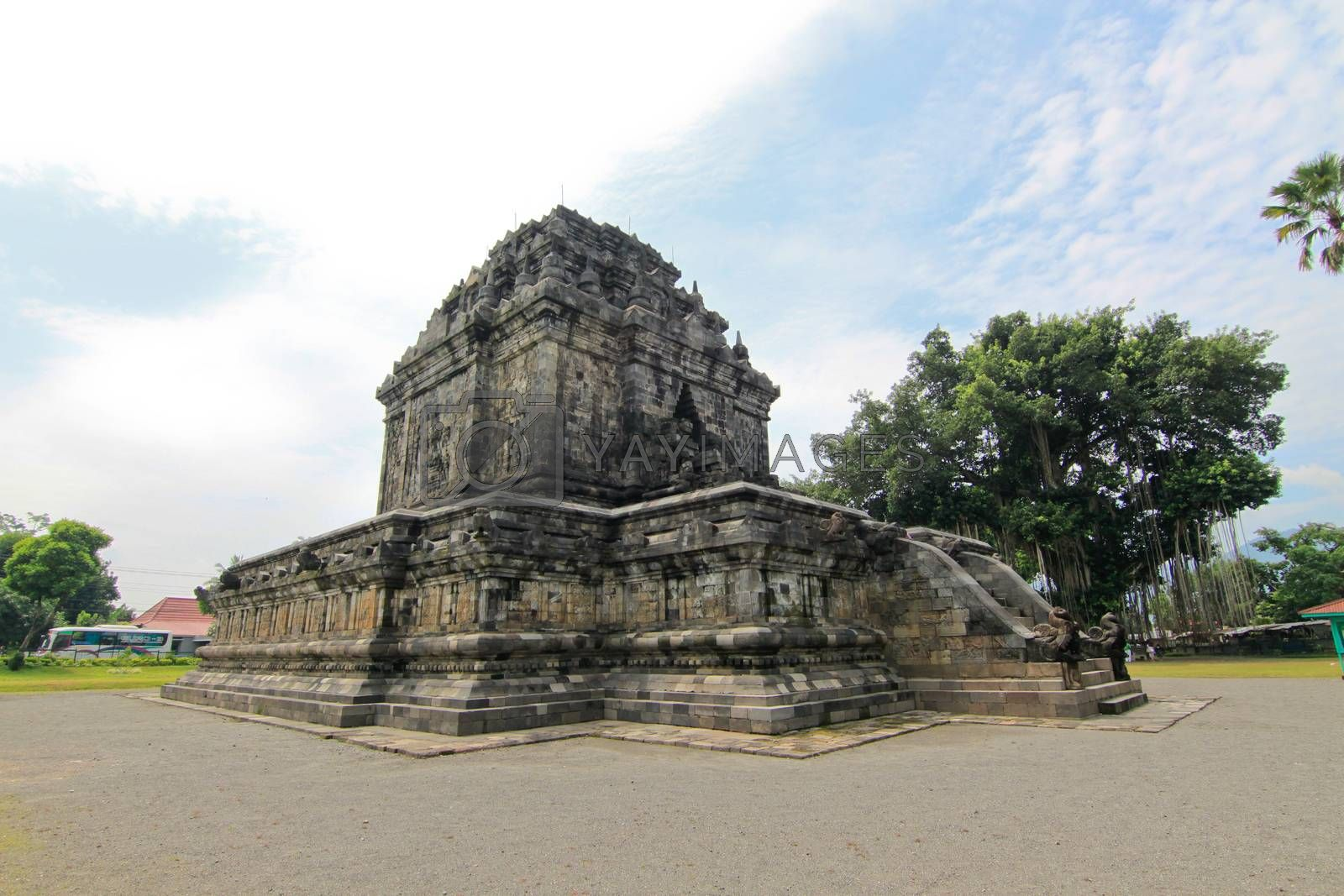 Royalty free image of mendut temple by sorayuth26