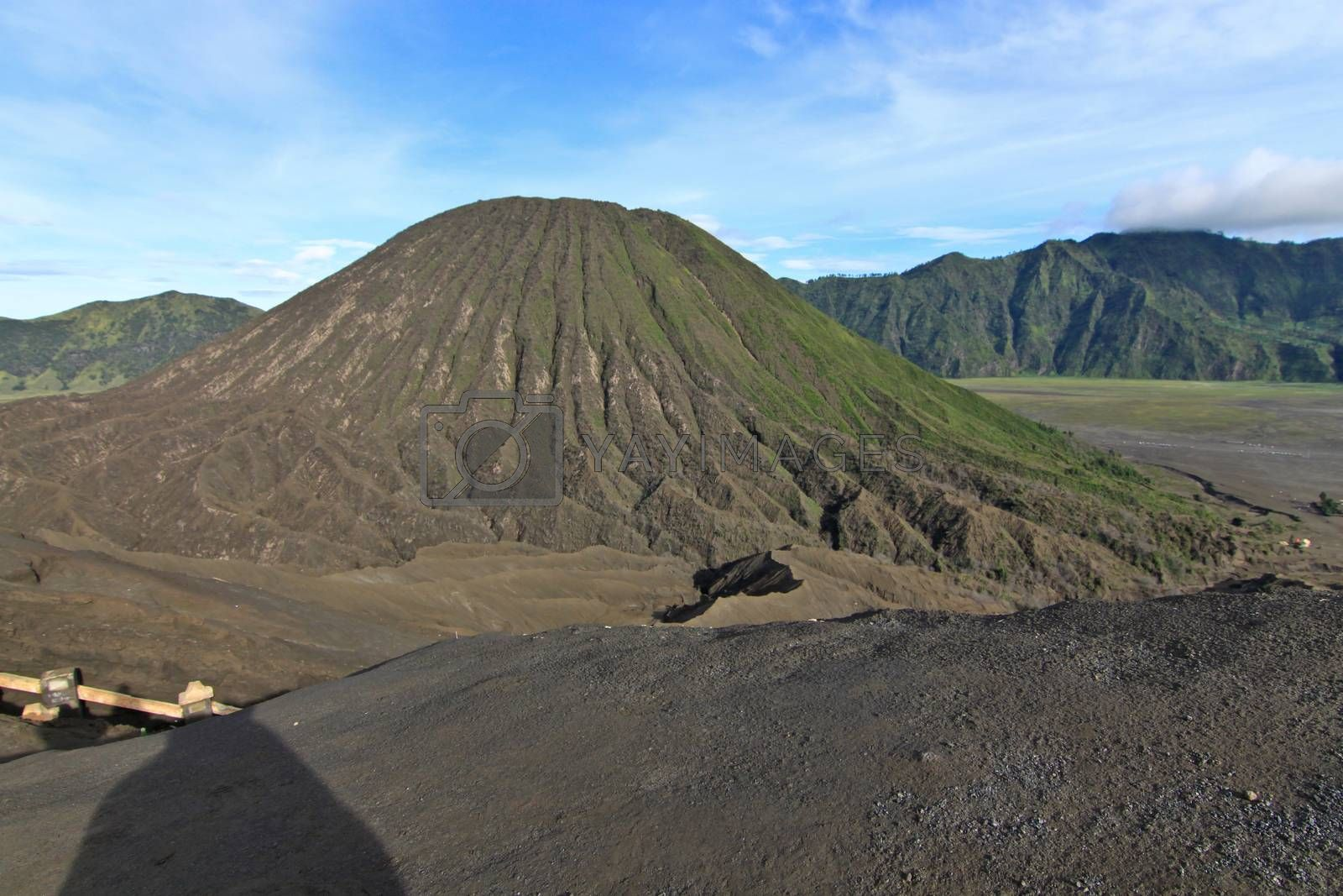 Royalty free image of Mount Bromo by sorayuth26
