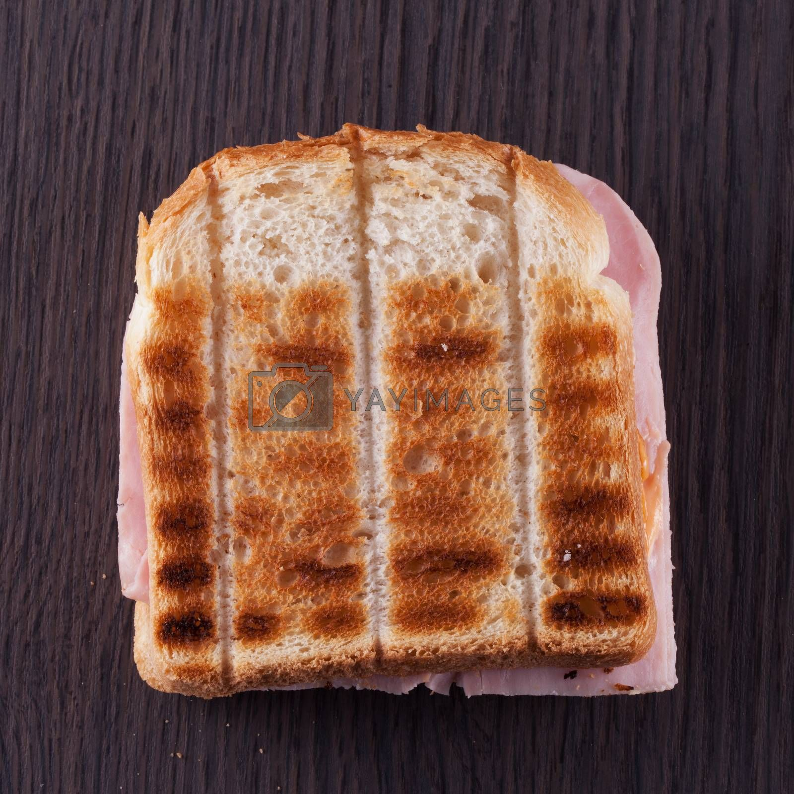 Royalty free image of Toast by Koufax73