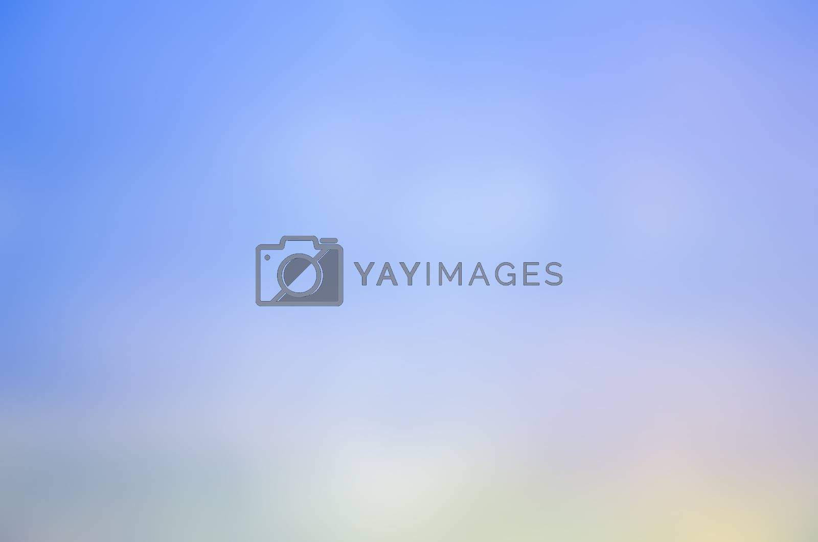 Royalty free image of Blurred color background  by pixbox77