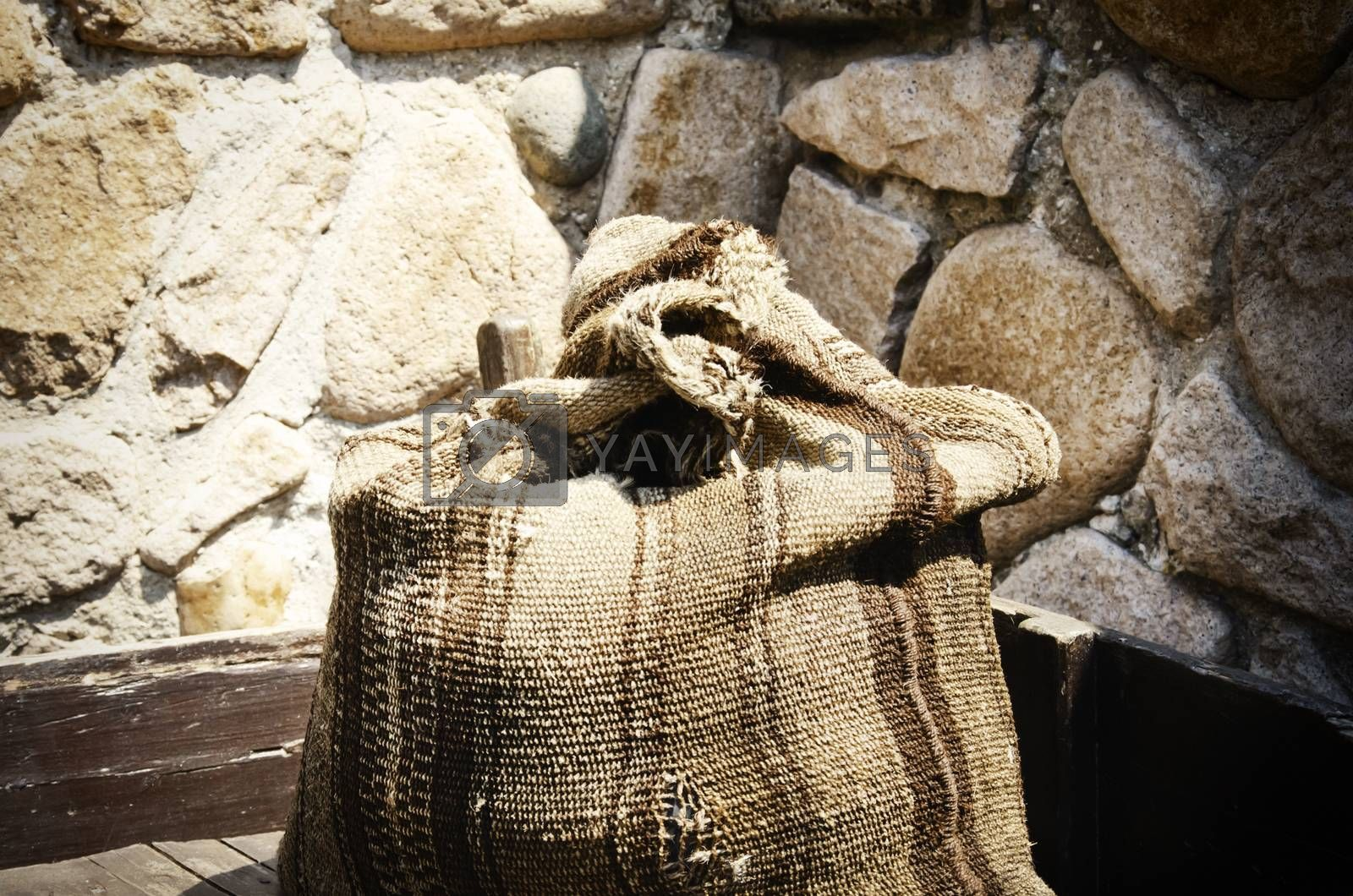 Old Sack by razvodovska