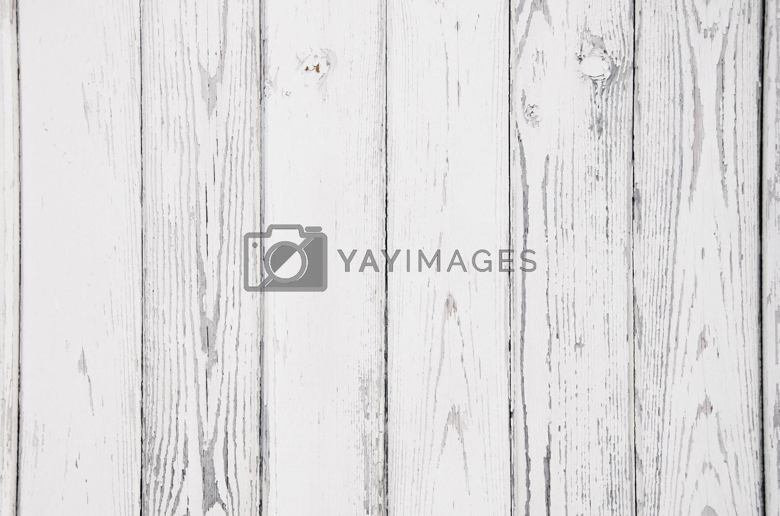 Photo of the Natural Light Wooden Background