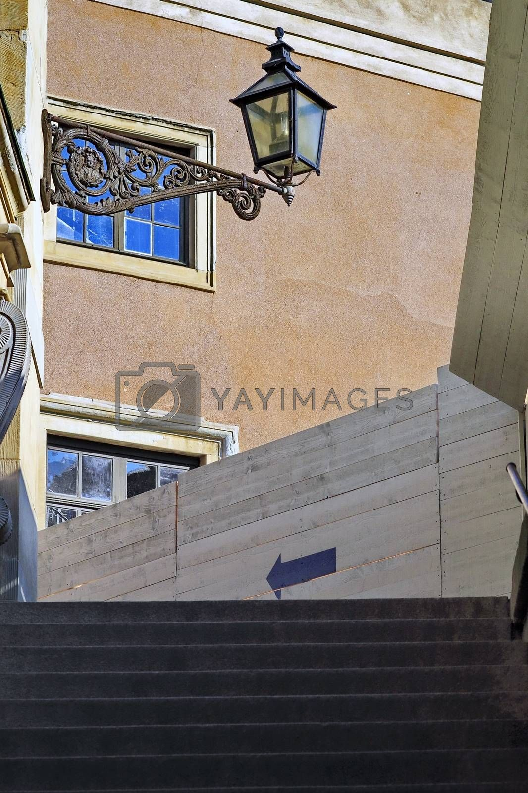 Royalty free image of architecture of the Stockholm by victorych
