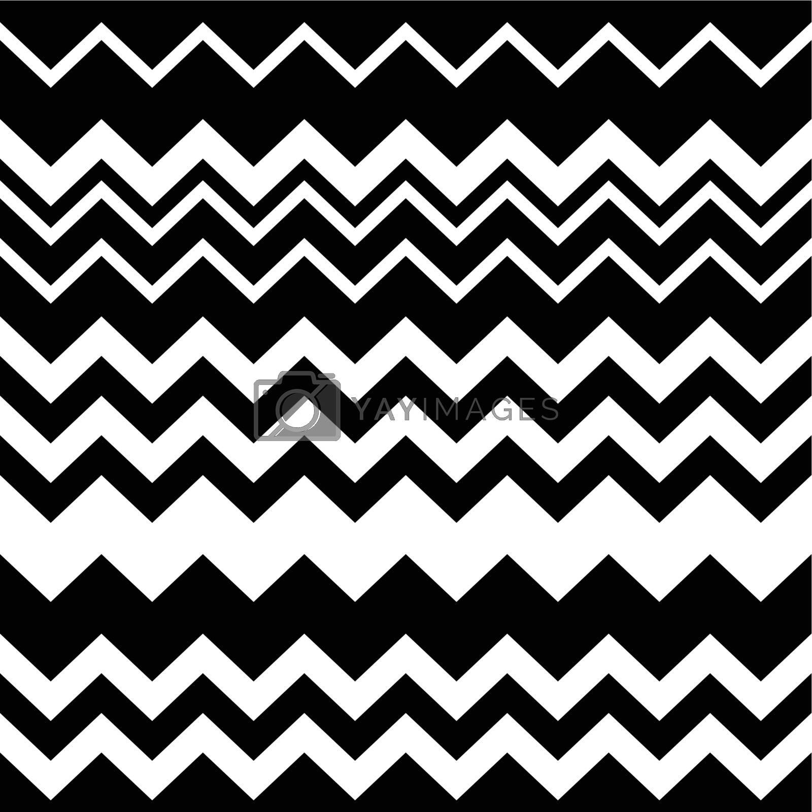 Vector seamless Aztec ornament, ethnic pattern