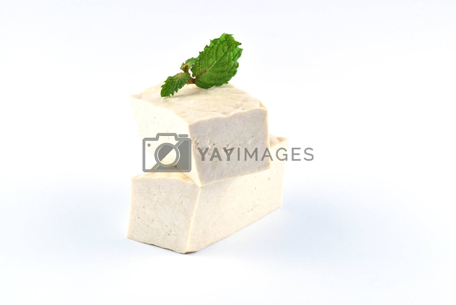 Royalty free image of tofu  by teen00000