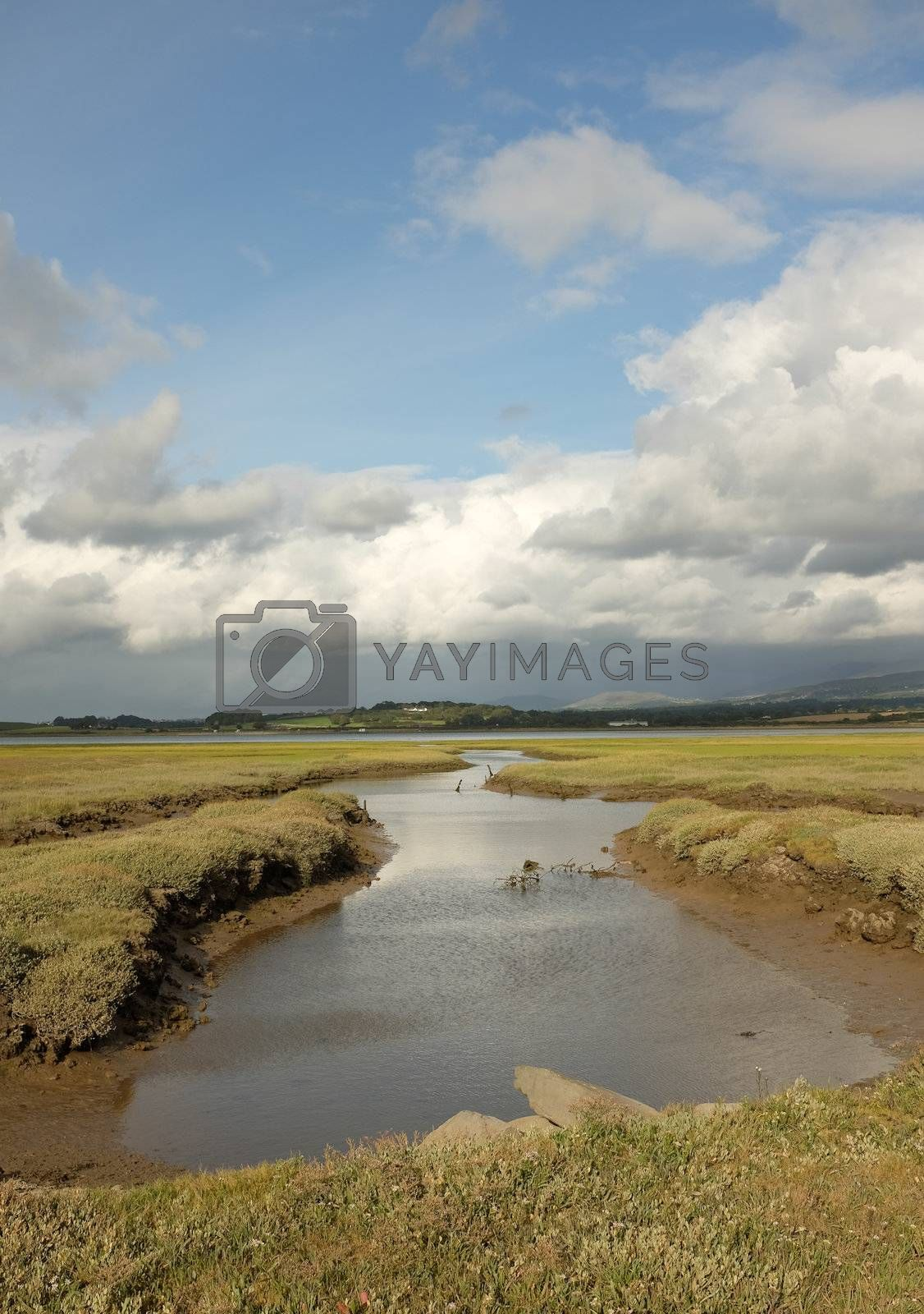 Royalty free image of Foryd bay. by richsouthwales