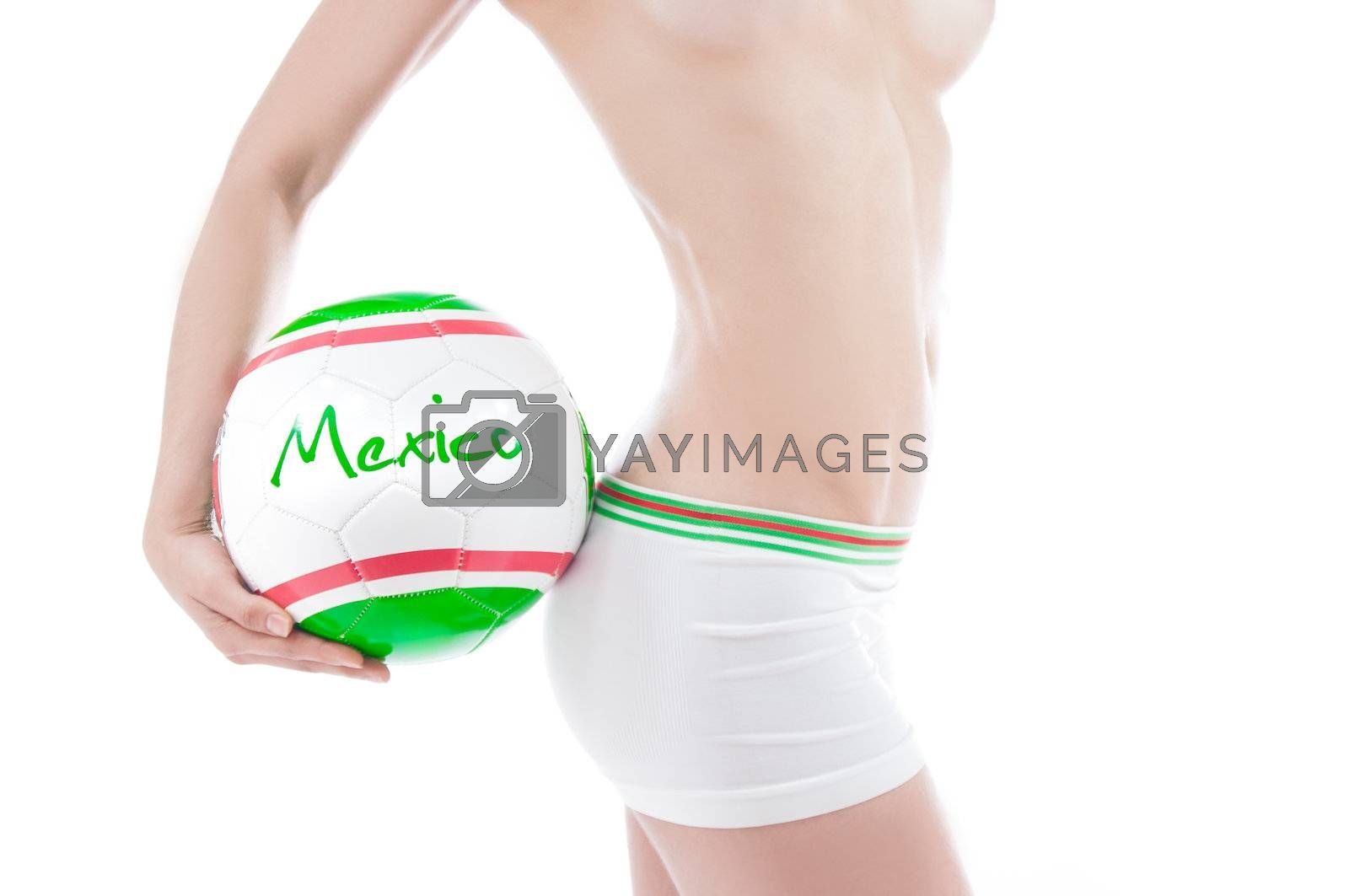 Royalty free image of Viva Mexico ! by CHR1