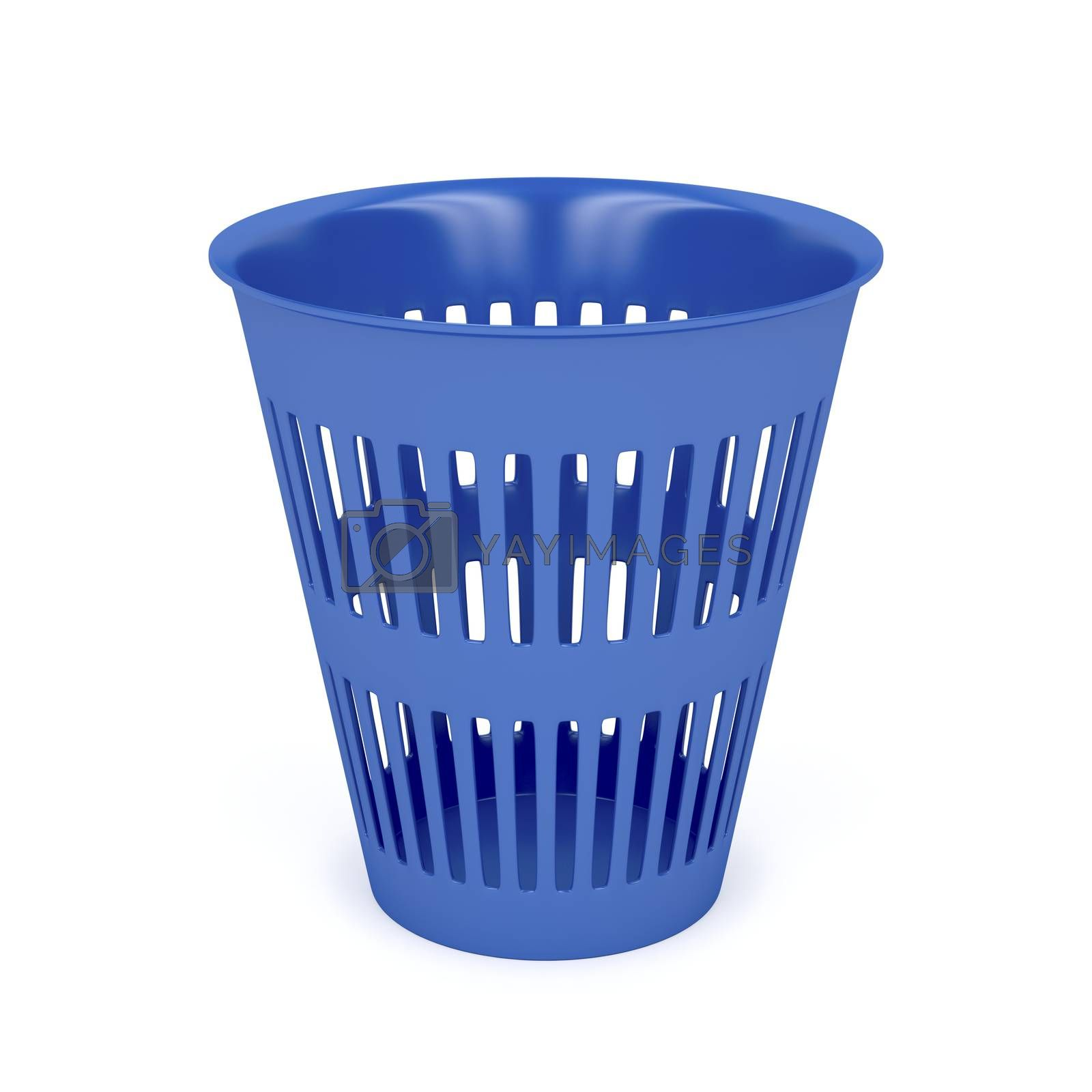 Royalty free image of Trash can by magraphics