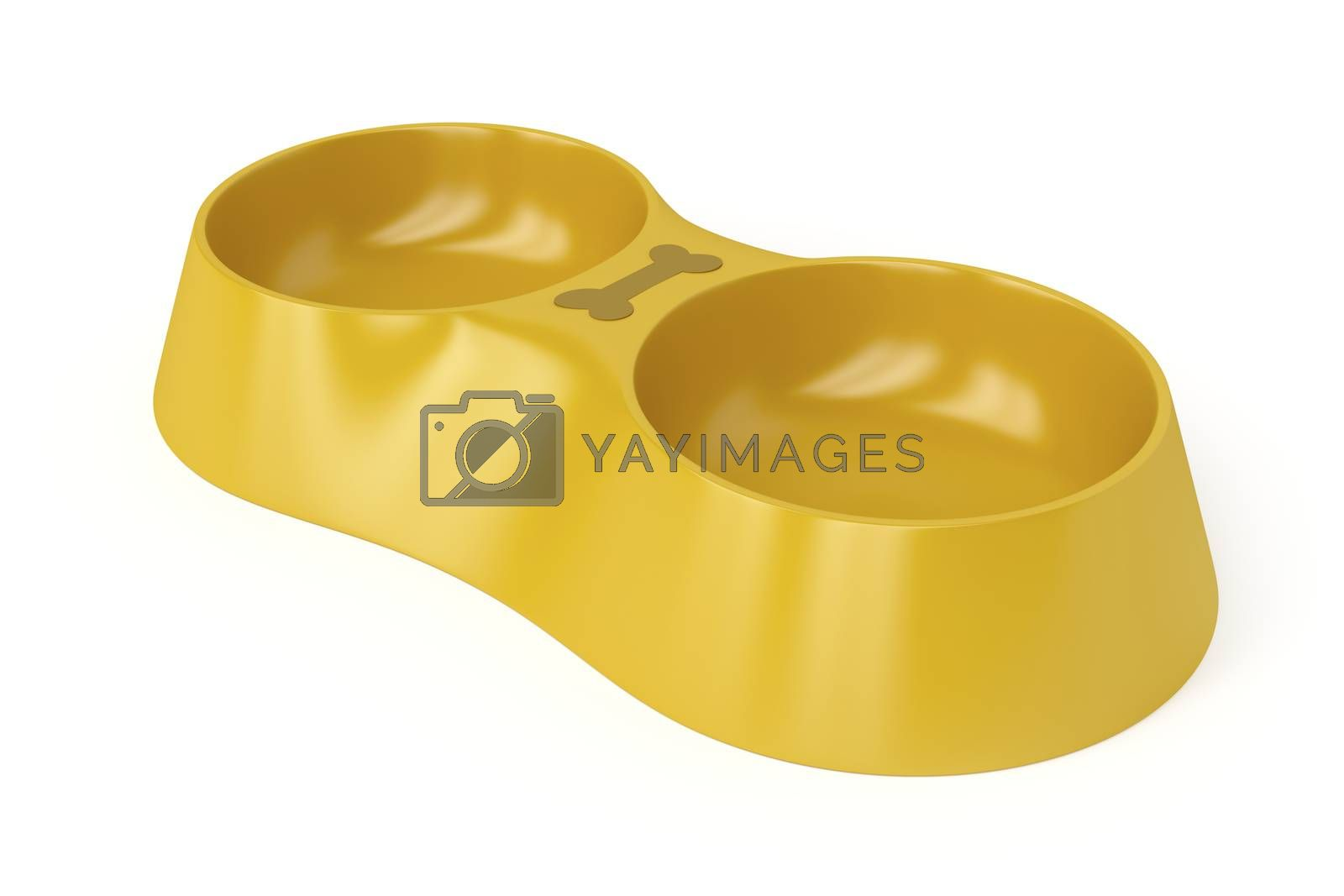 Royalty free image of Dog bowl by magraphics
