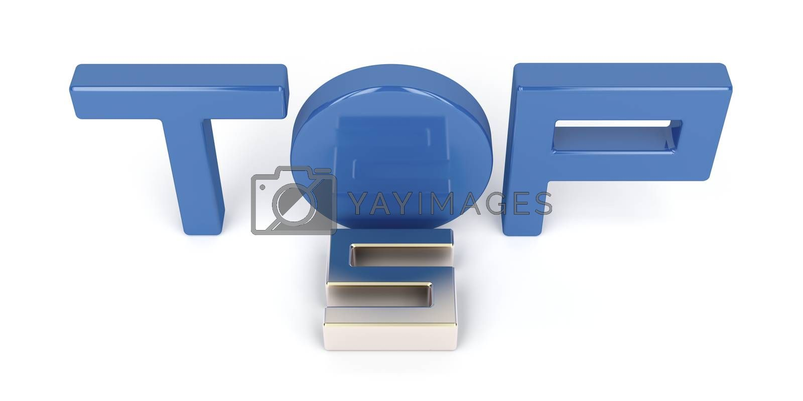 Royalty free image of Top five by magraphics
