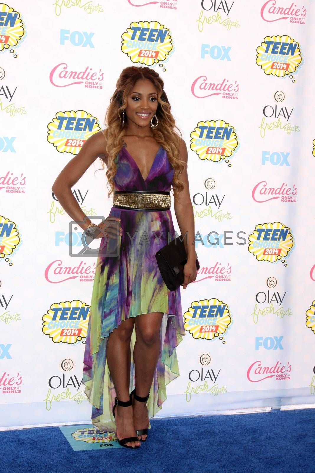 Royalty free image of Missy Lynn at the 2014 Teen Choice Awards Arrivals, Shrine Auditorium, Los Angeles, CA 08-10-14/ImageCollect by ImageCollect