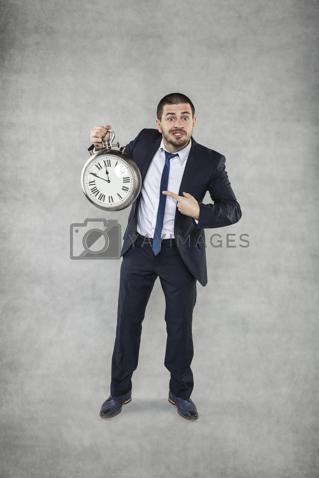Do not be late