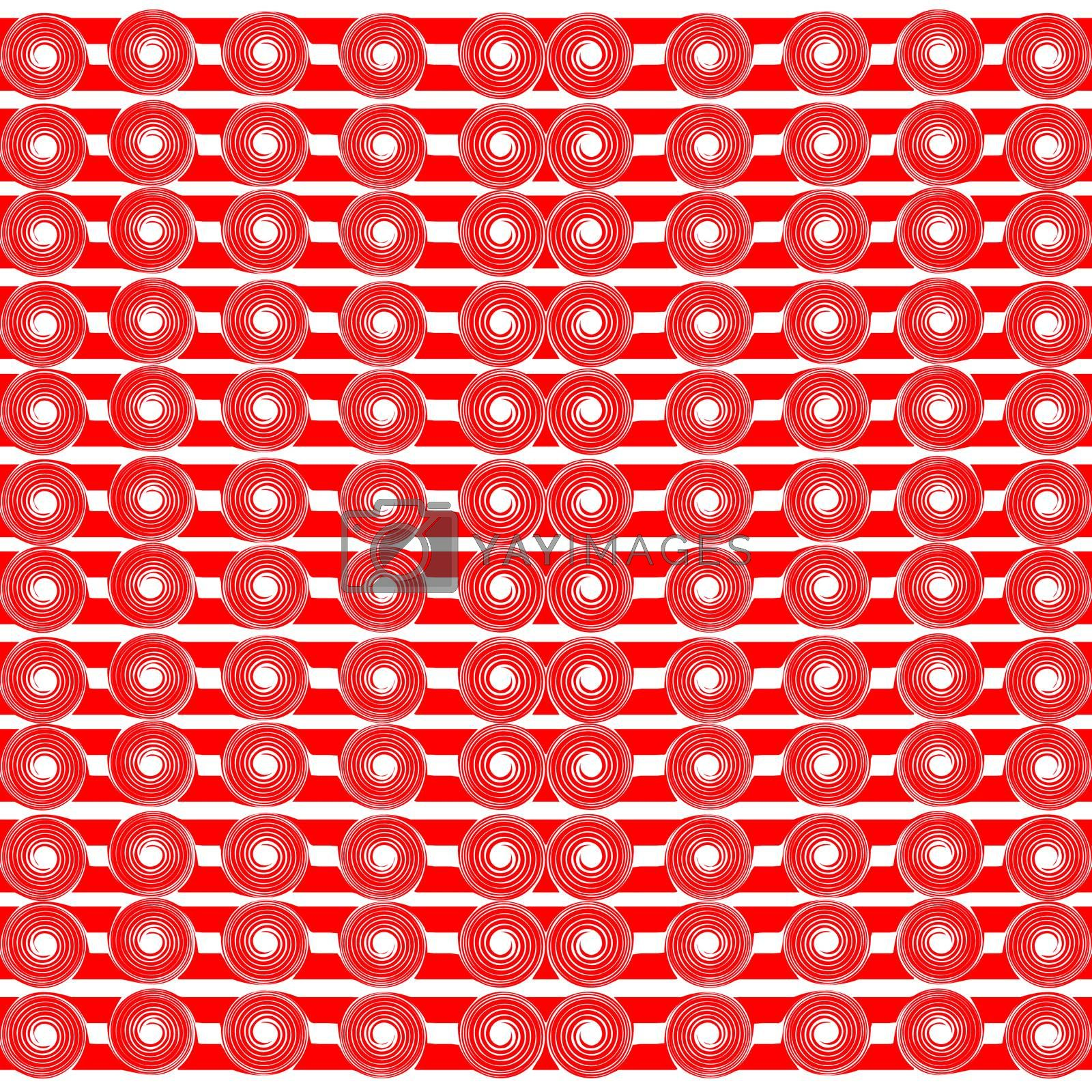 Red stripe pattern.For art texture or web design and vertical background.