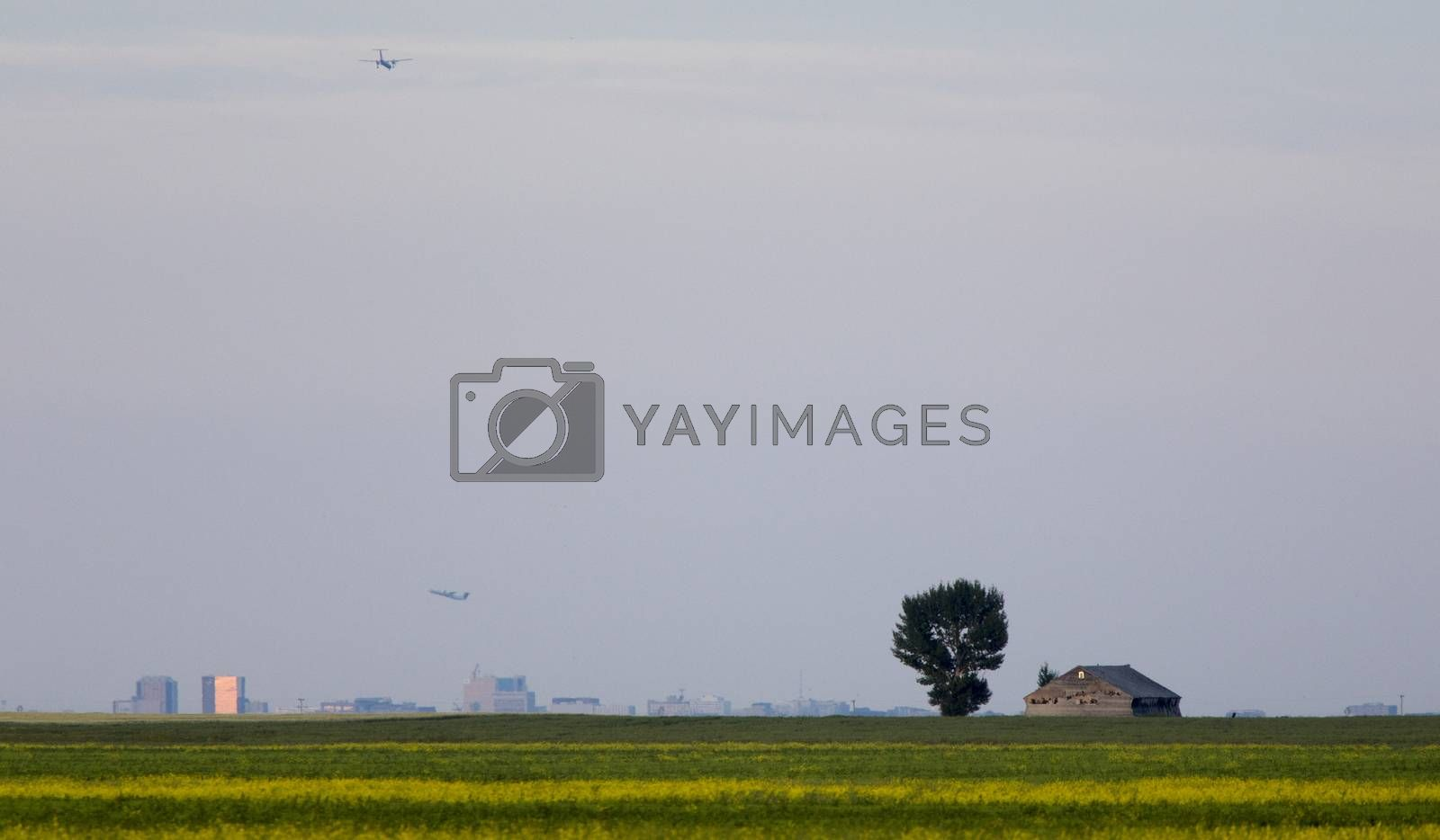Royalty free image of Abandoned Farm Building by pictureguy