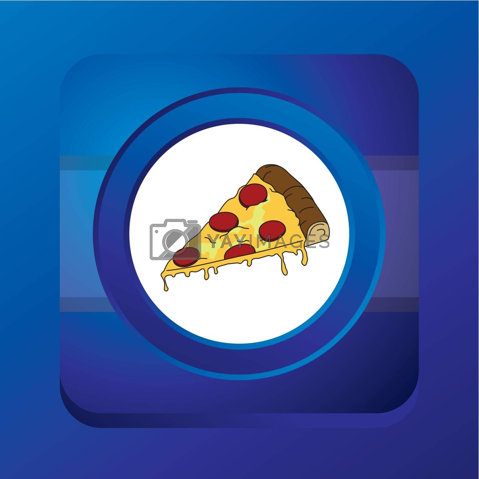 food and drink theme graphic art vector illustration design