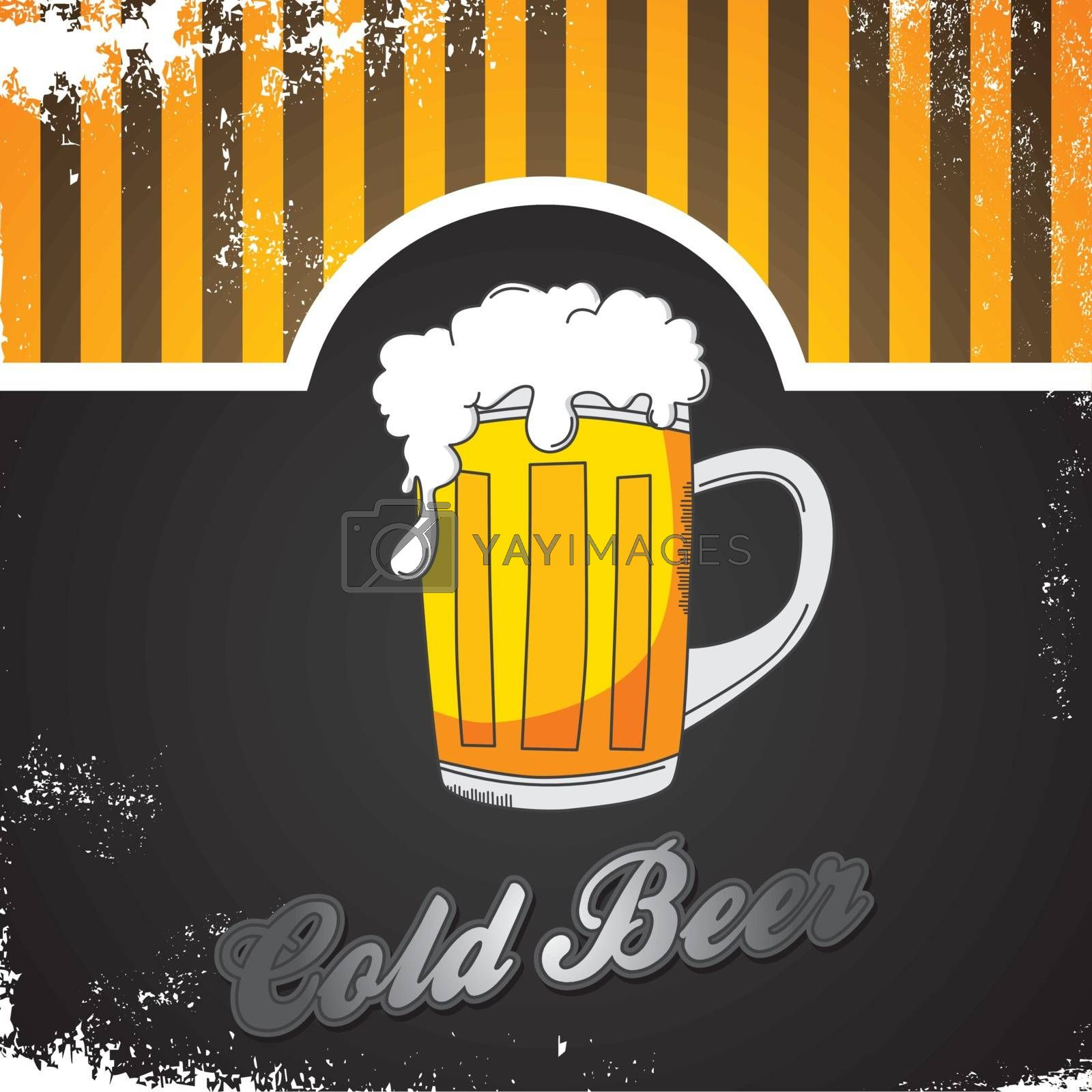 food and drink theme vector graphic art design illustration