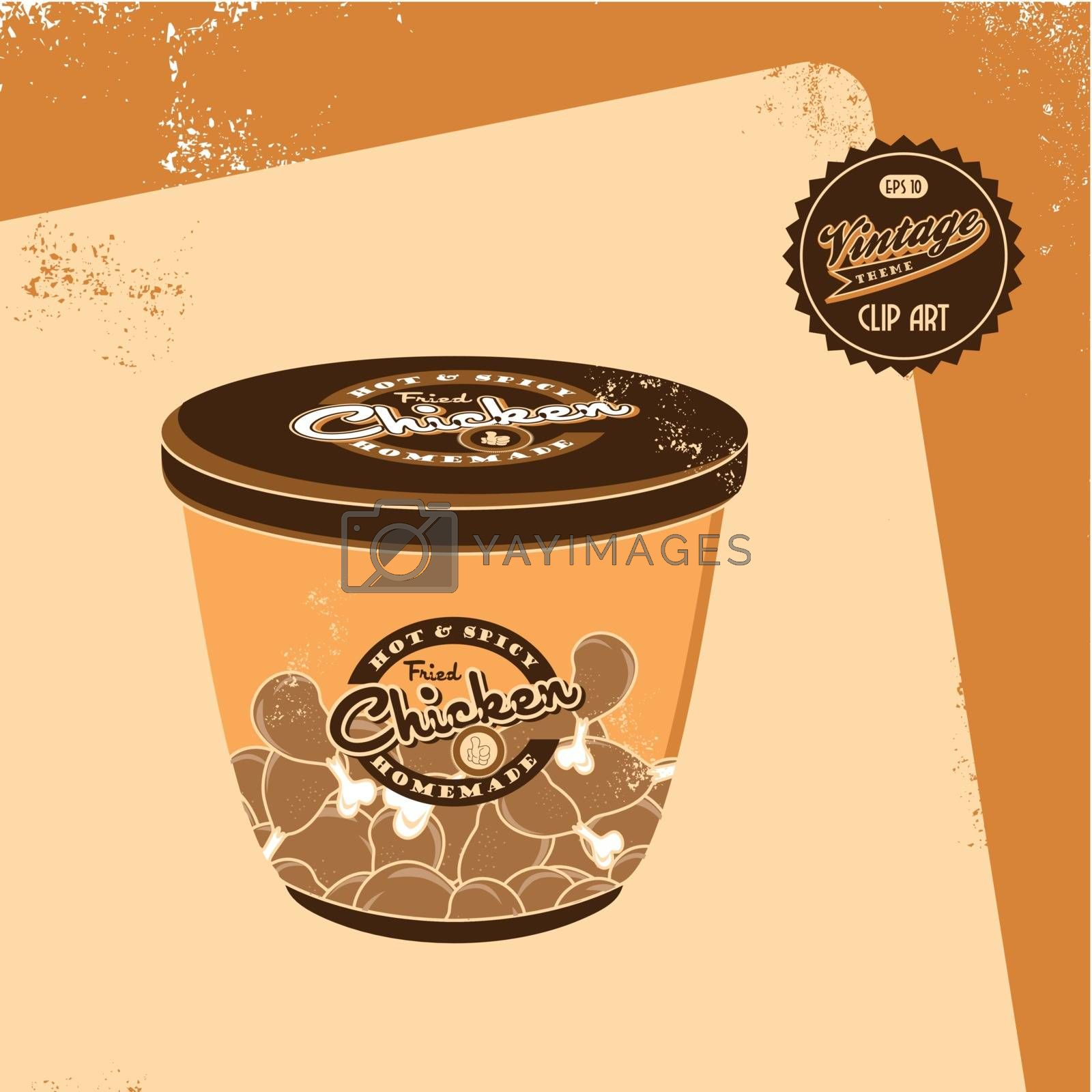 editable food and drink restaurant theme vector graphic art design illustration