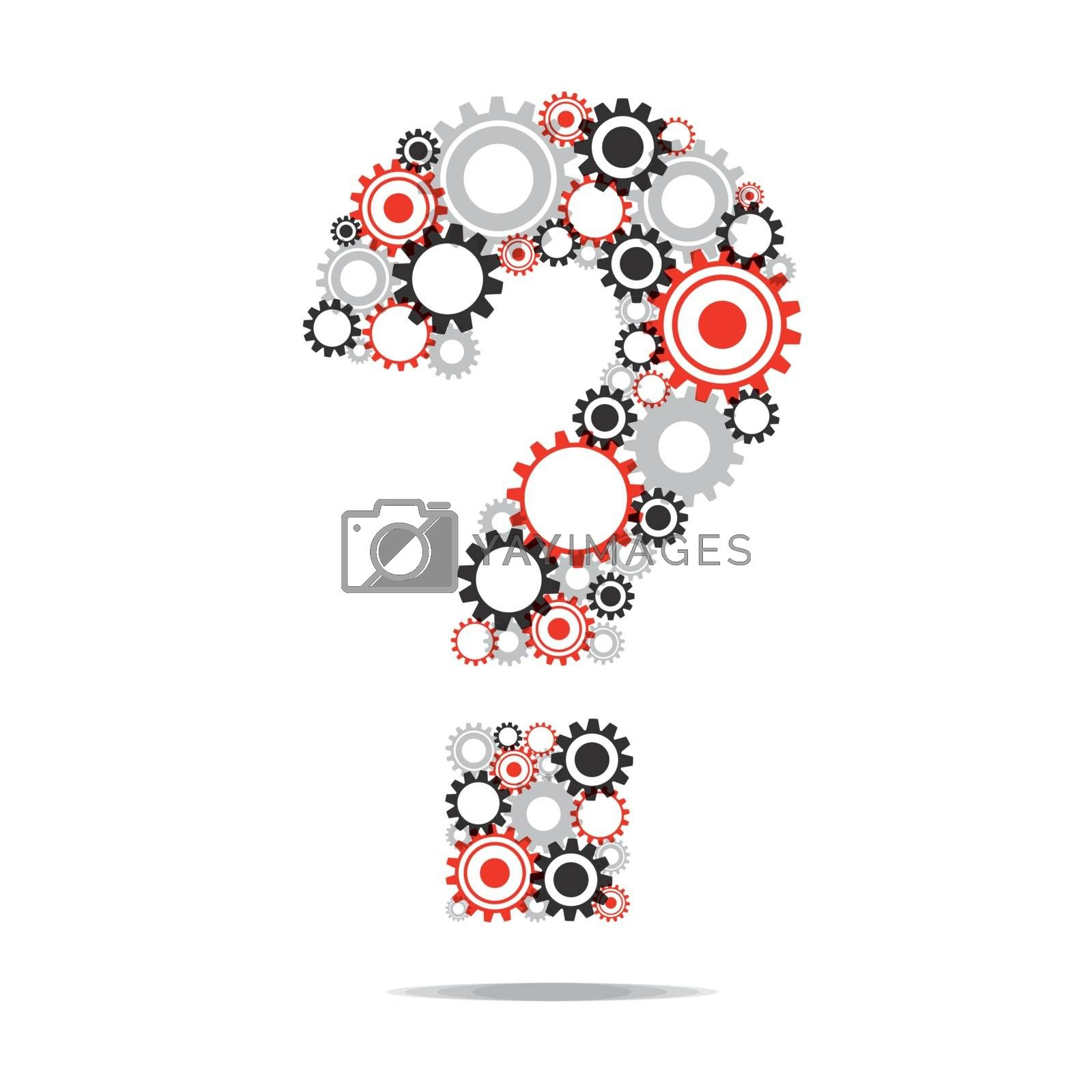 Royalty free image of Question Mark by nicousnake